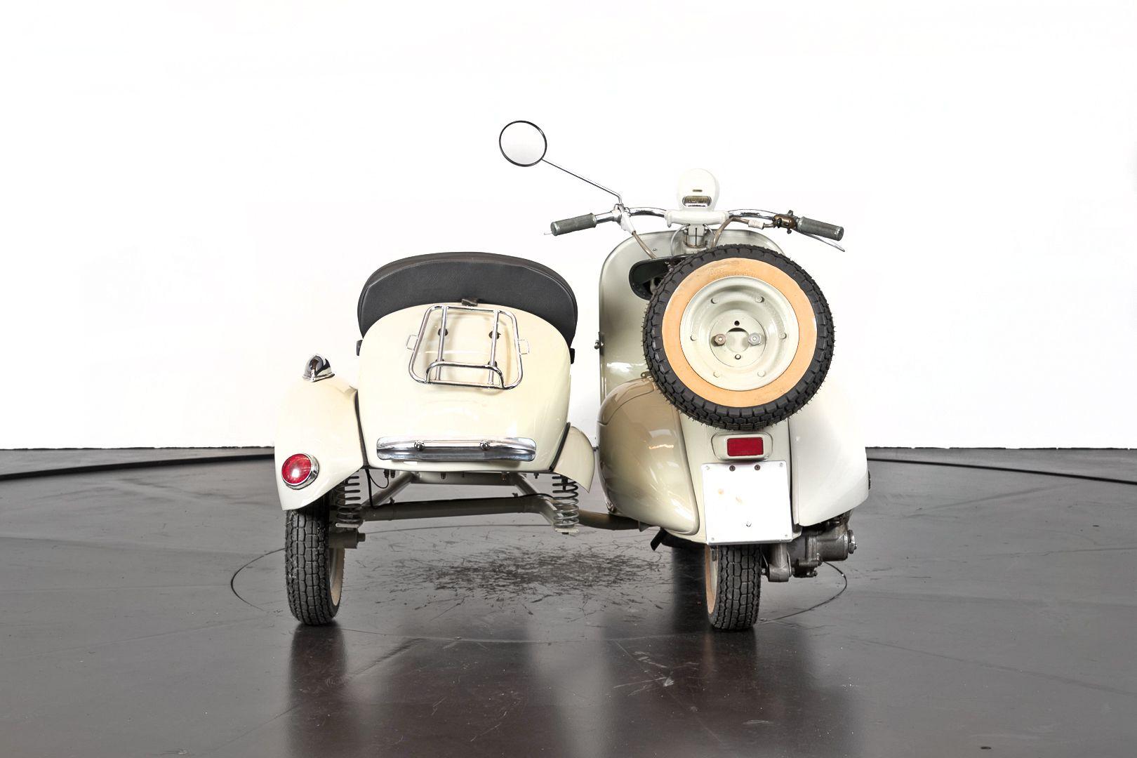 1955 Piaggio Vespa Struzzo Sidecar 37869