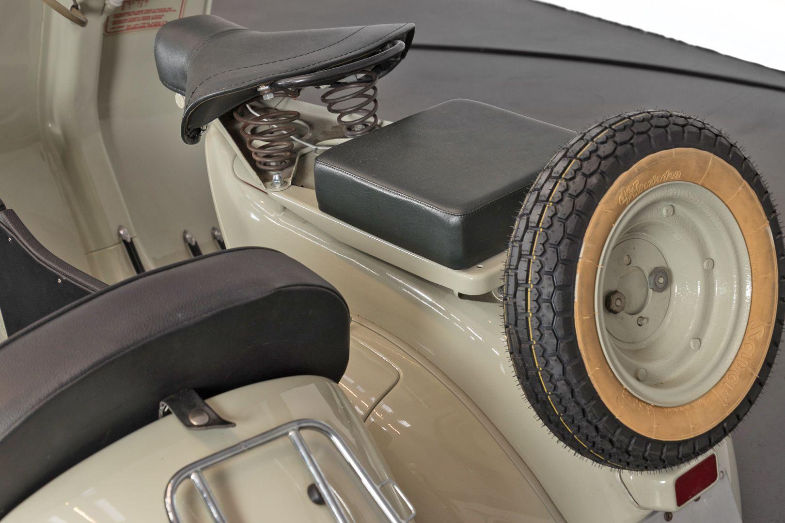 1955 Piaggio Vespa Struzzo Sidecar 37874