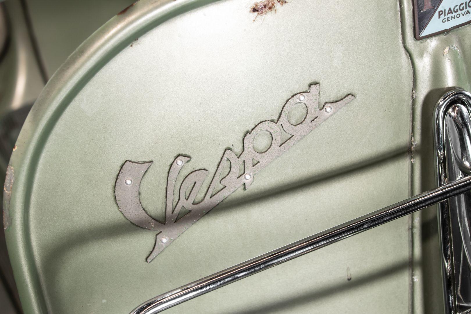 1951 Piaggio Vespa 125 51 V31 80384