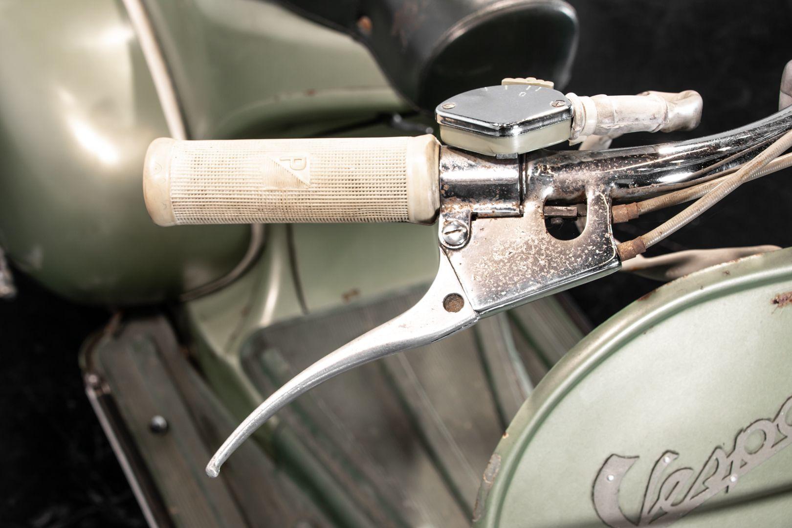 1951 Piaggio Vespa 125 51 V31 80386