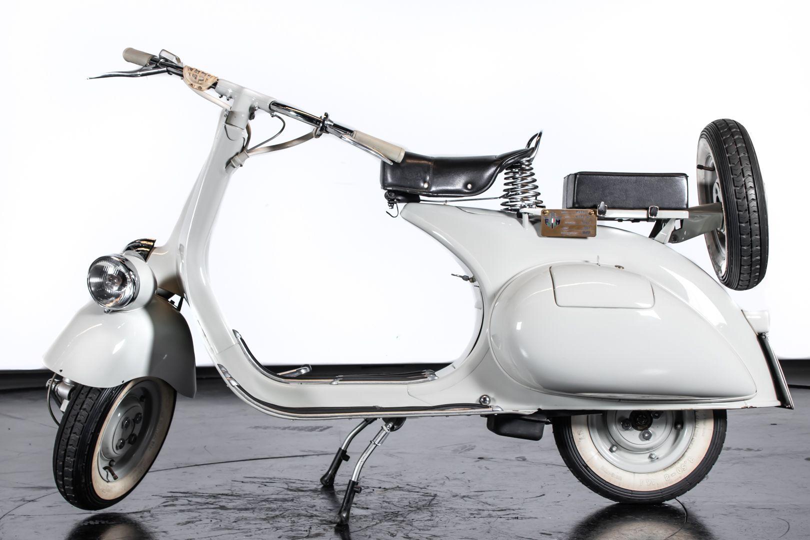 1953 Piaggio Vespa 125 VM1T 76201