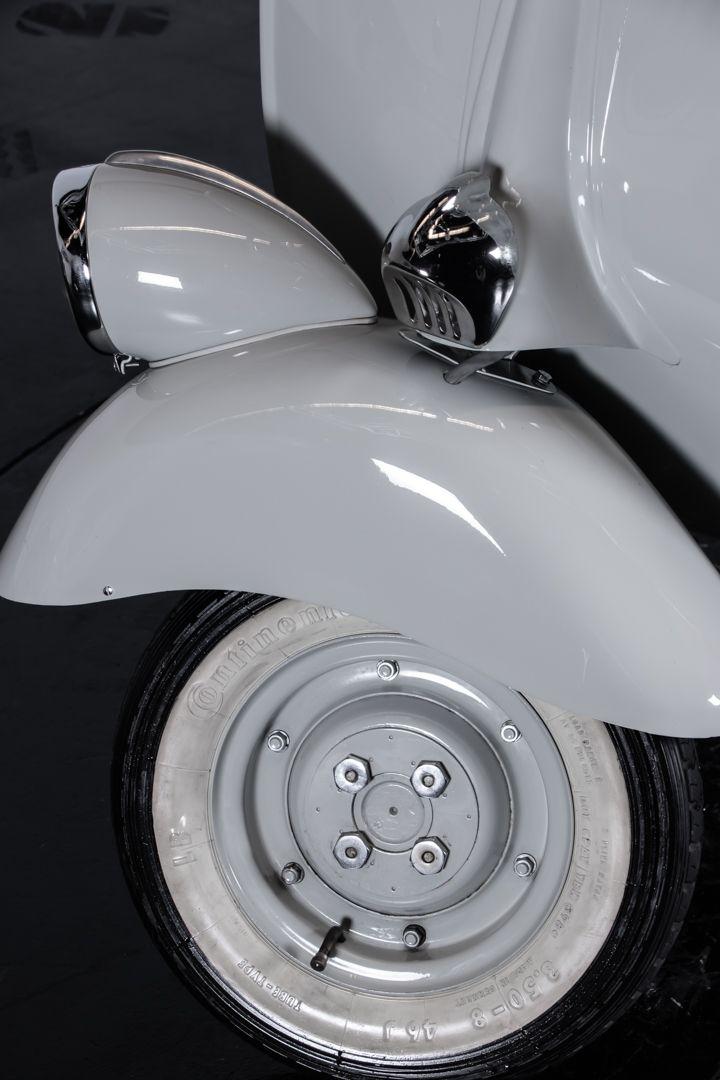 1953 Piaggio Vespa 125 VM1T 75545