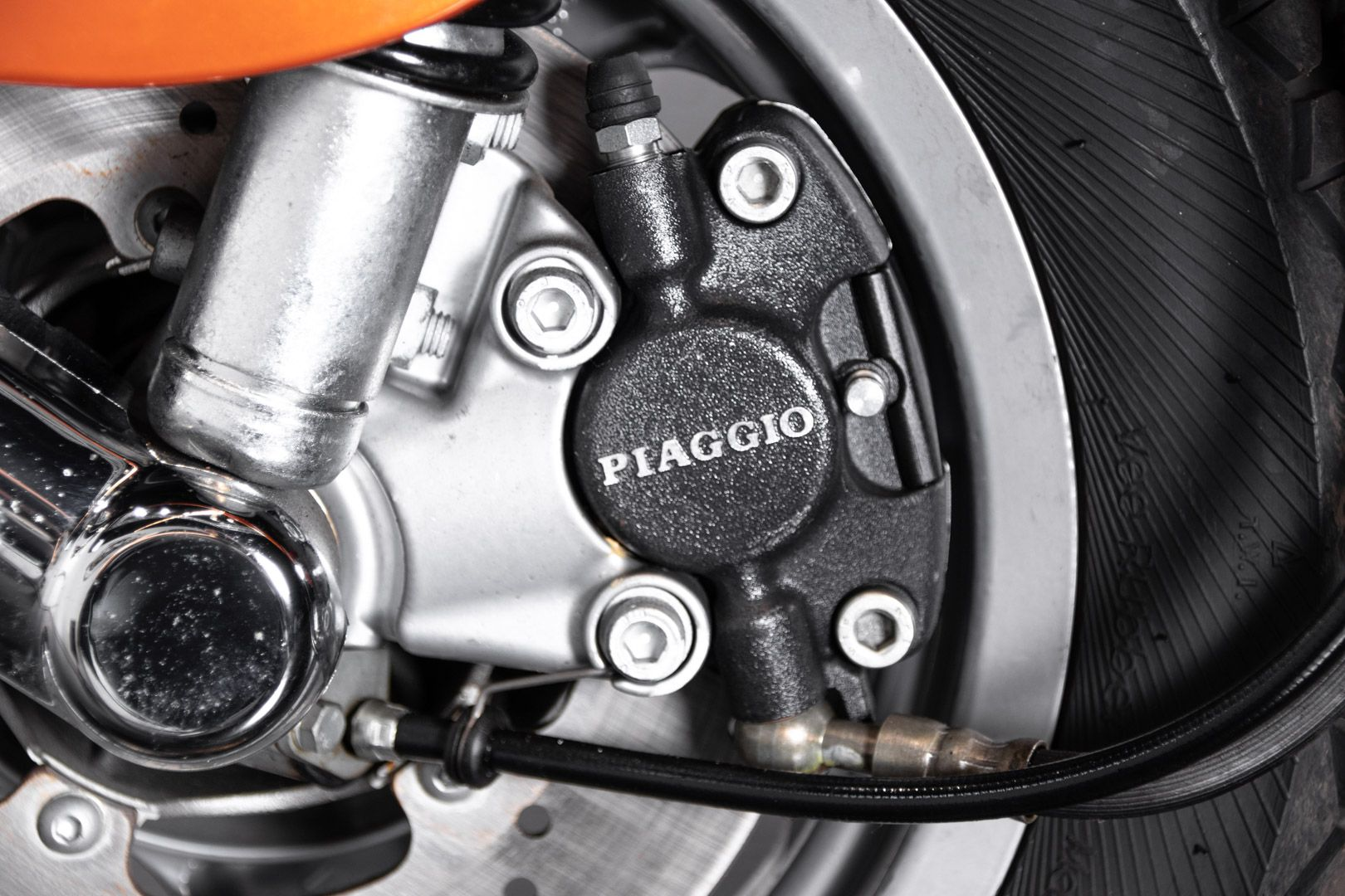 1998 Piaggio Vespa 125 ET4 81888