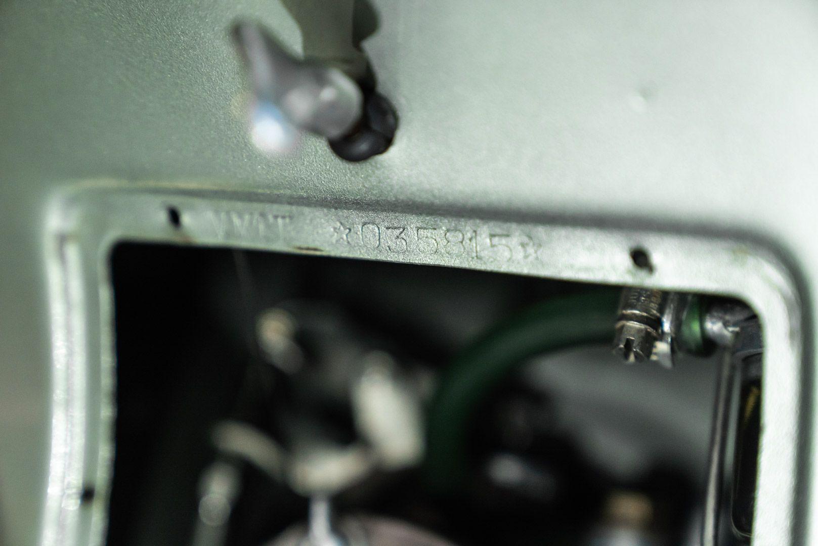 1953 Piaggio Vespa 125 Faro Basso 83462