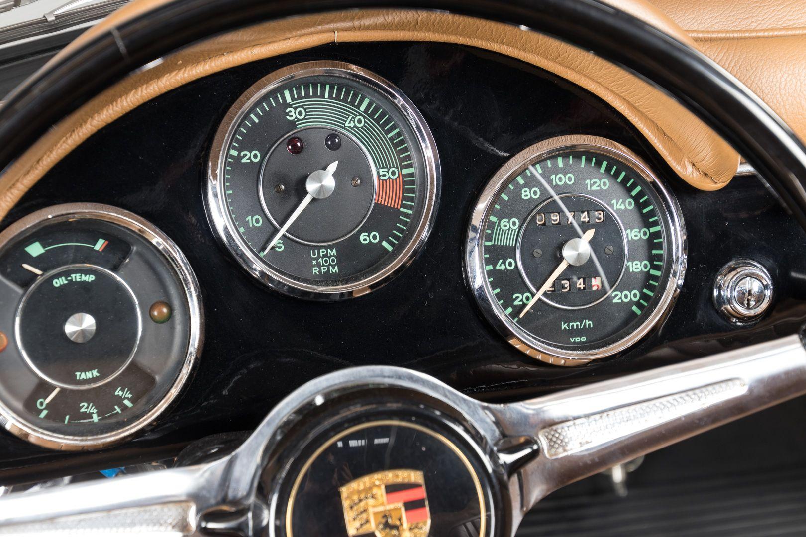 1960 Porsche 356 B (T5) Roadster 14241