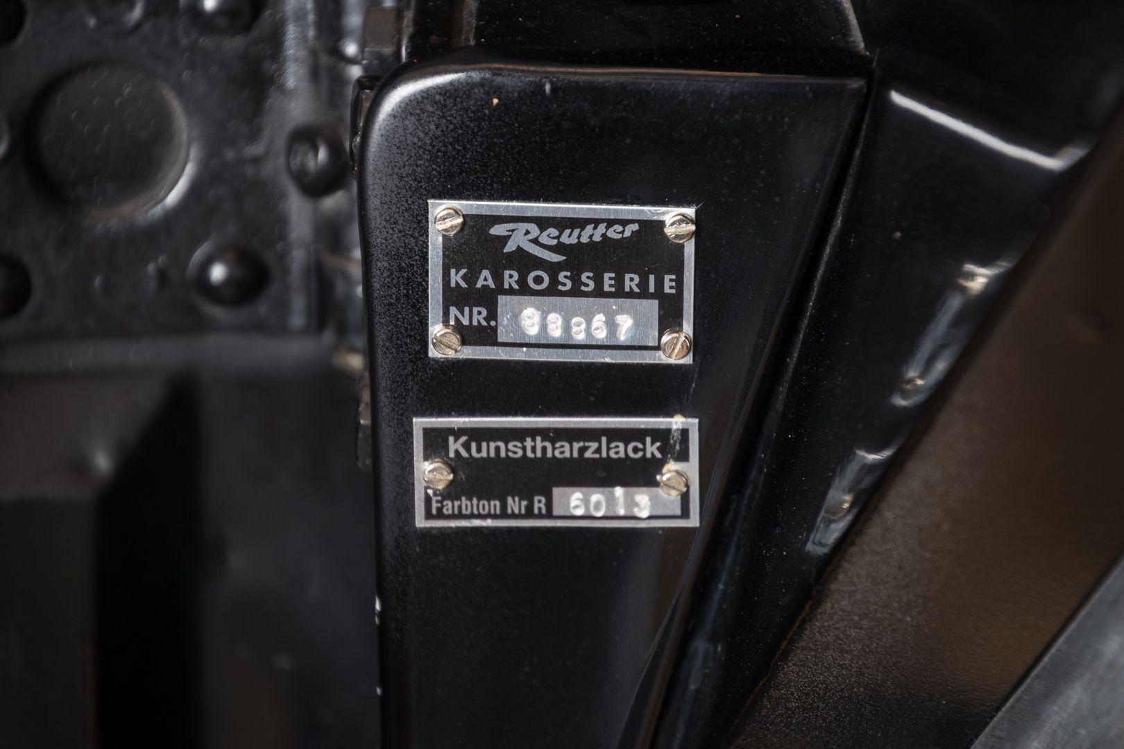 1960 Porsche 356 B (T5) Roadster 14243