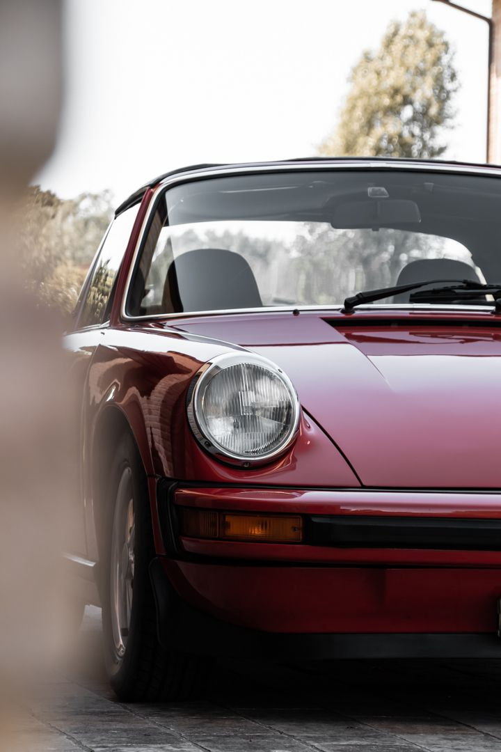 1974 Porsche 911 S 2.7 Targa 69639