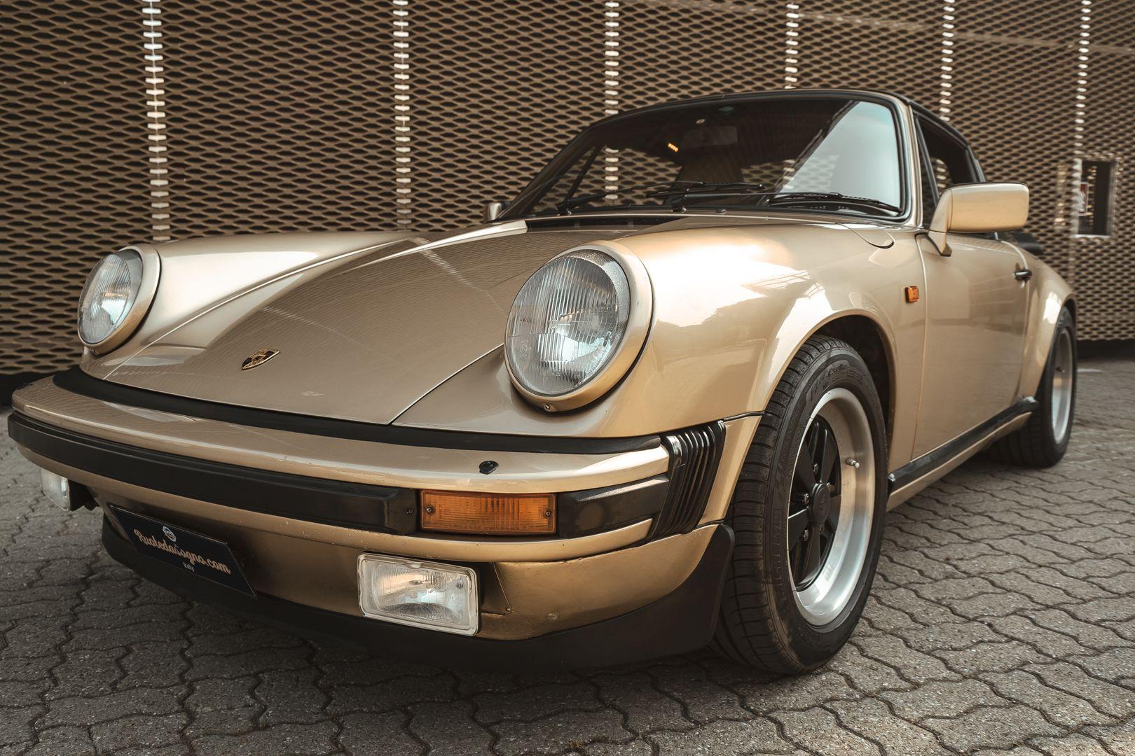 1985 Porsche 911 Carrera 3.2 Targa 73186