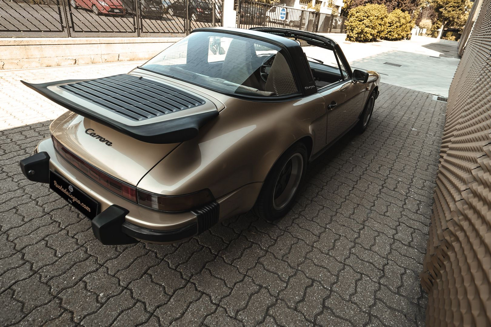 1985 Porsche 911 Carrera 3.2 Targa 73200