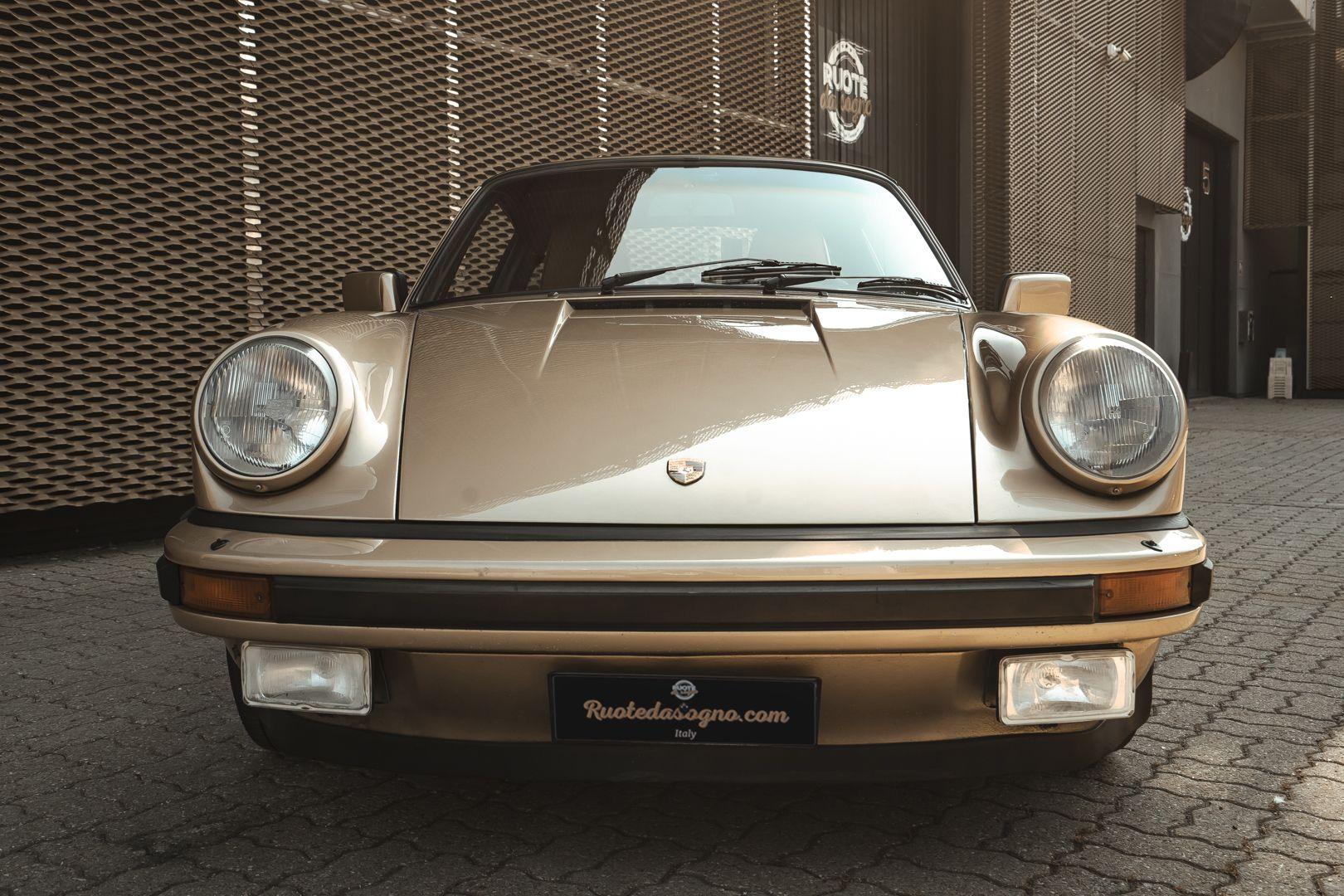 1985 Porsche 911 Carrera 3.2 Targa 73190