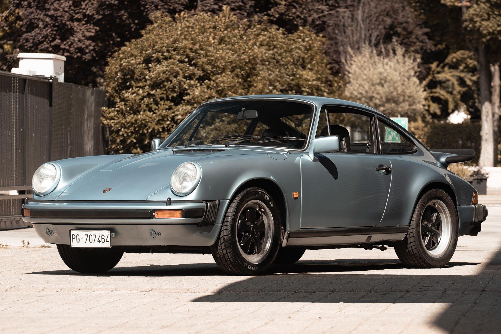 1979 Porsche 911 SC Coupè 76159