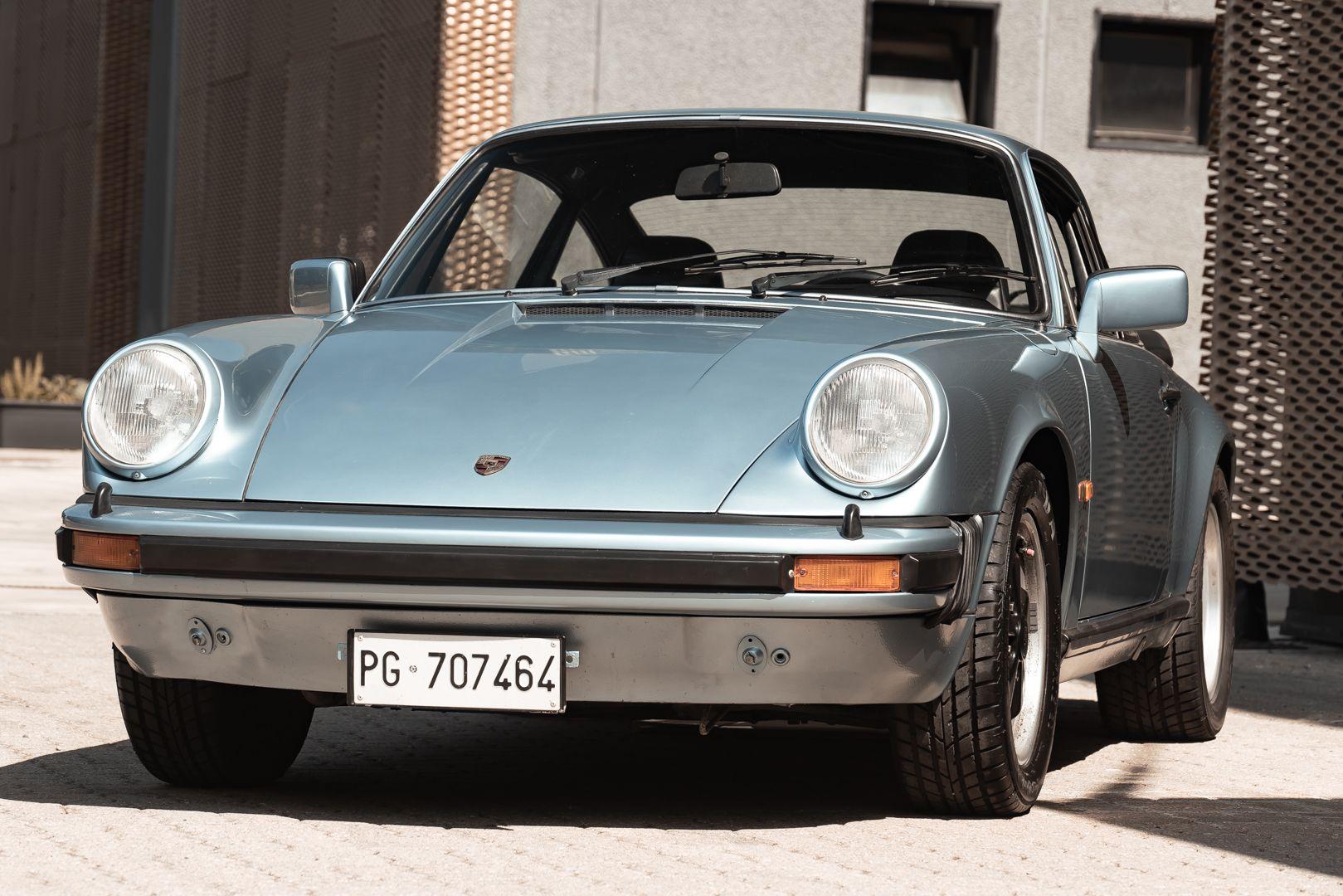 1979 Porsche 911 SC Coupè 76161
