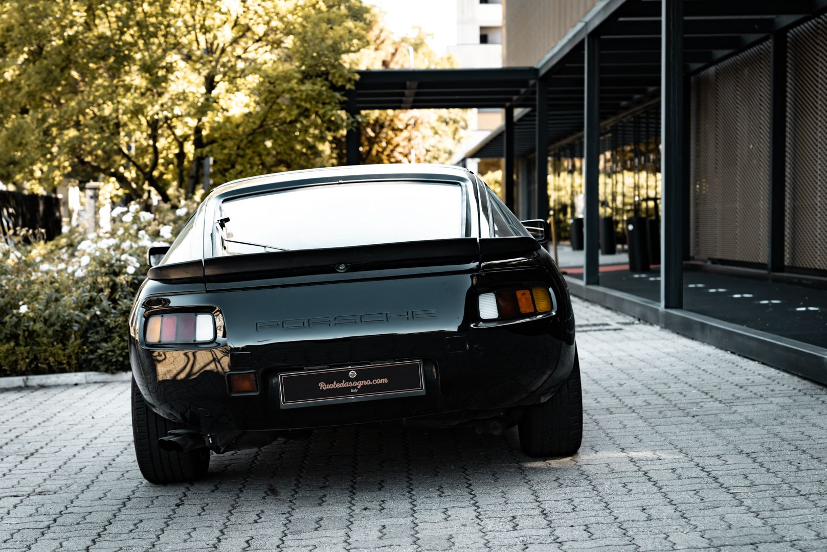 1985 Porsche 928 S 77478