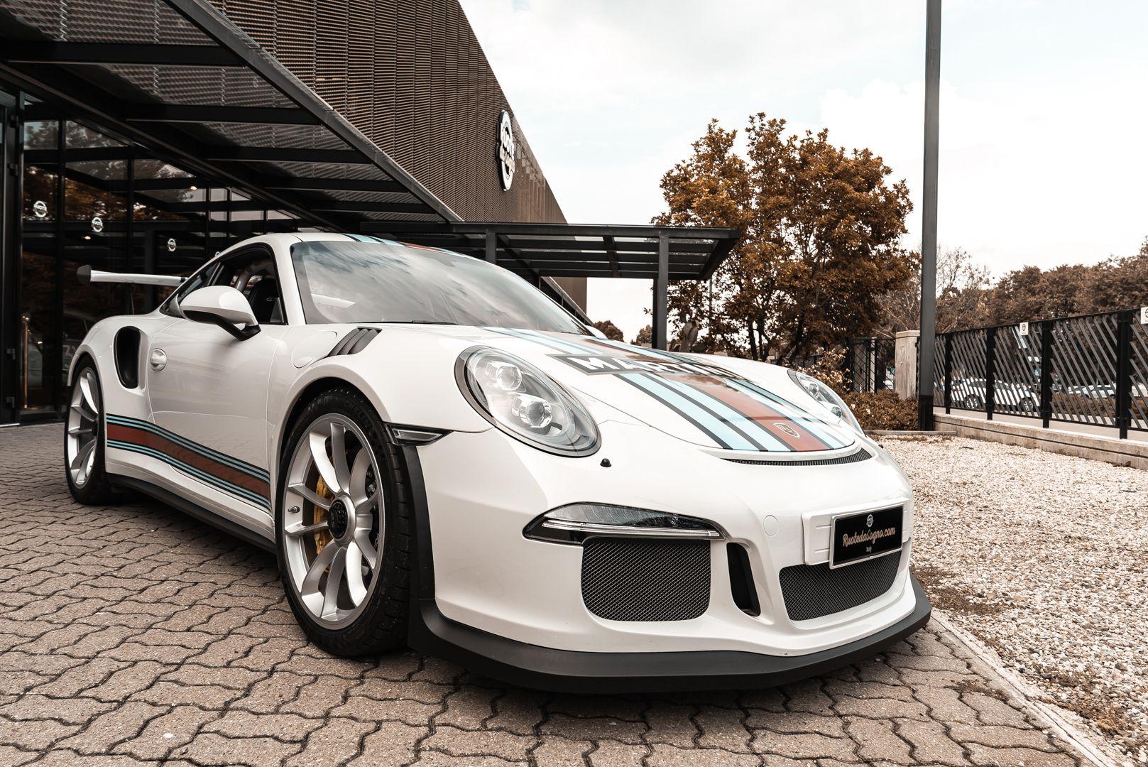 2016 Porsche 911 GT3 RS 78419