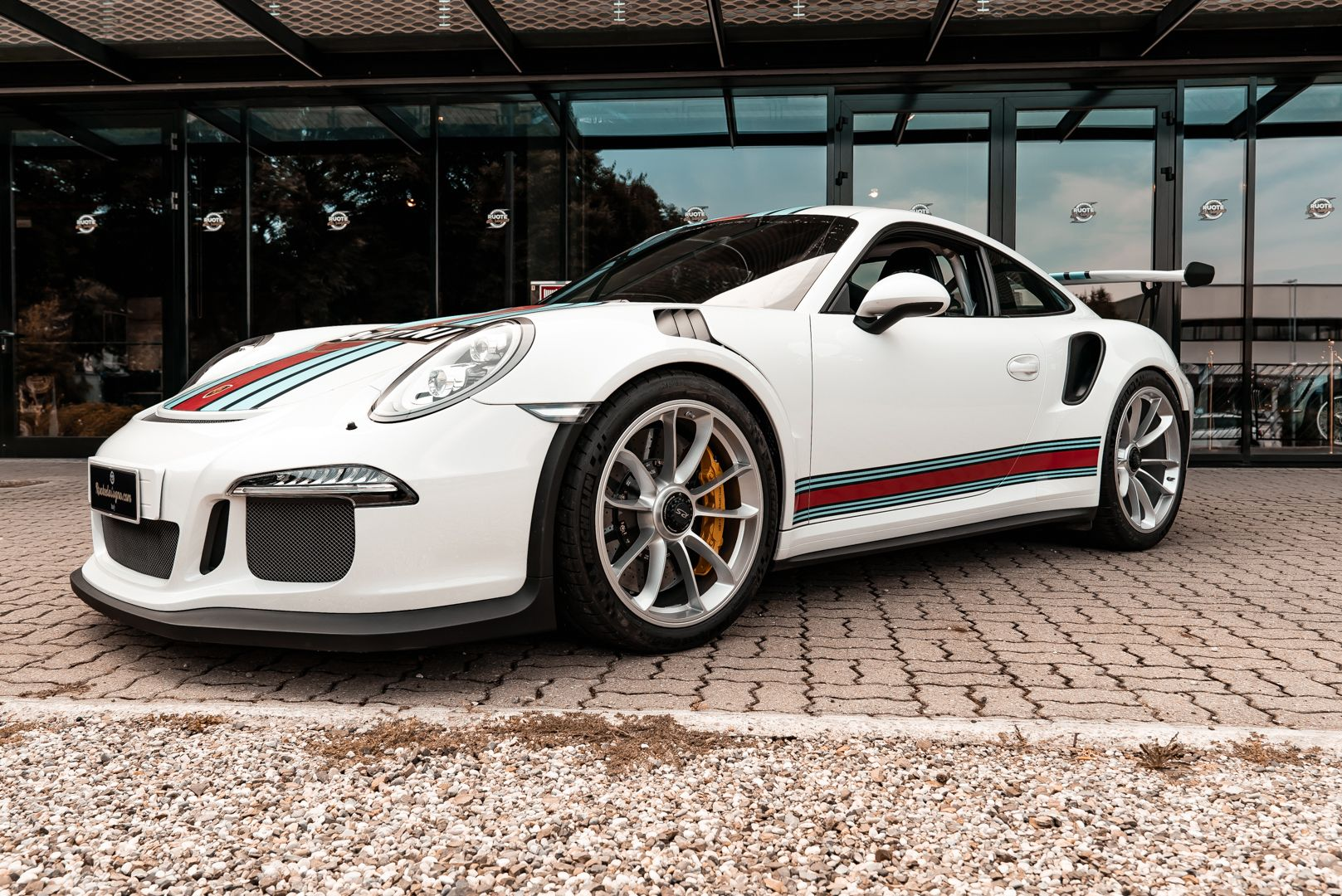 2016 Porsche 911 GT3 RS 78420