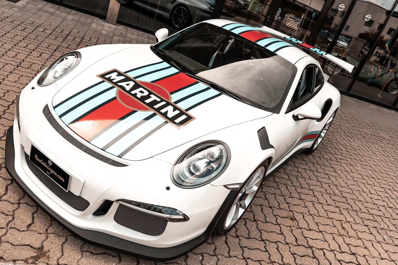 2016 Porsche 911 GT3 RS 78422