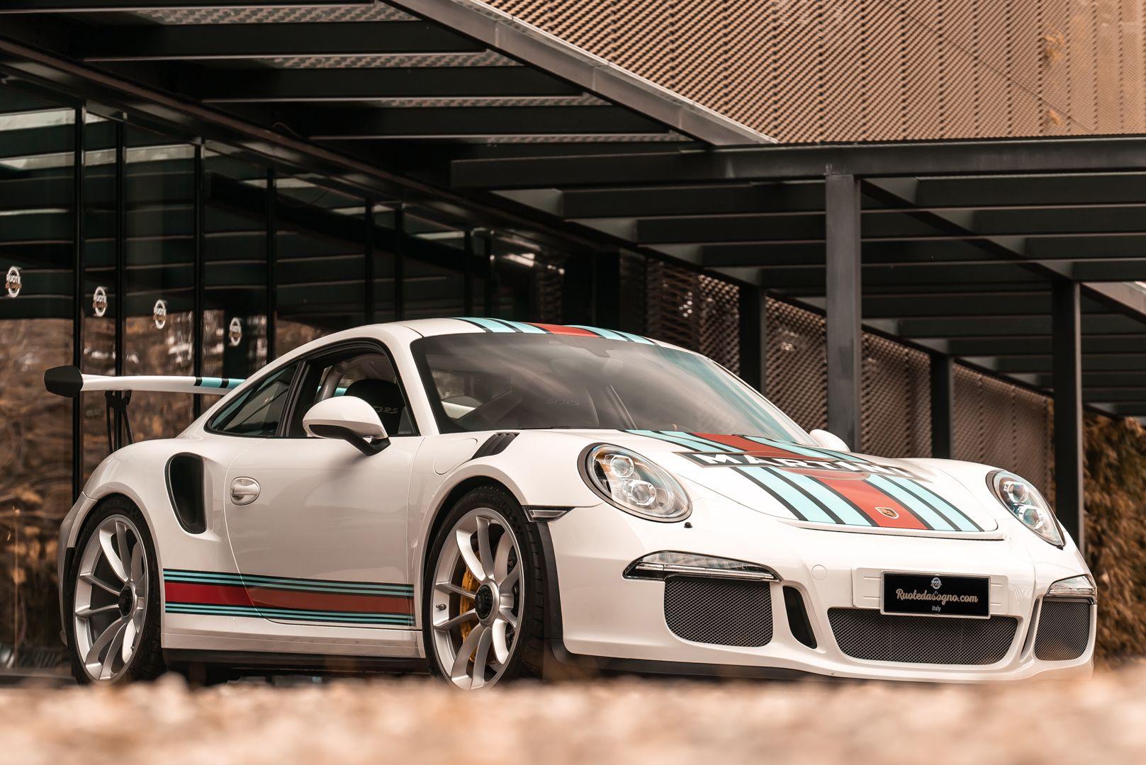 2016 Porsche 911 GT3 RS 78412