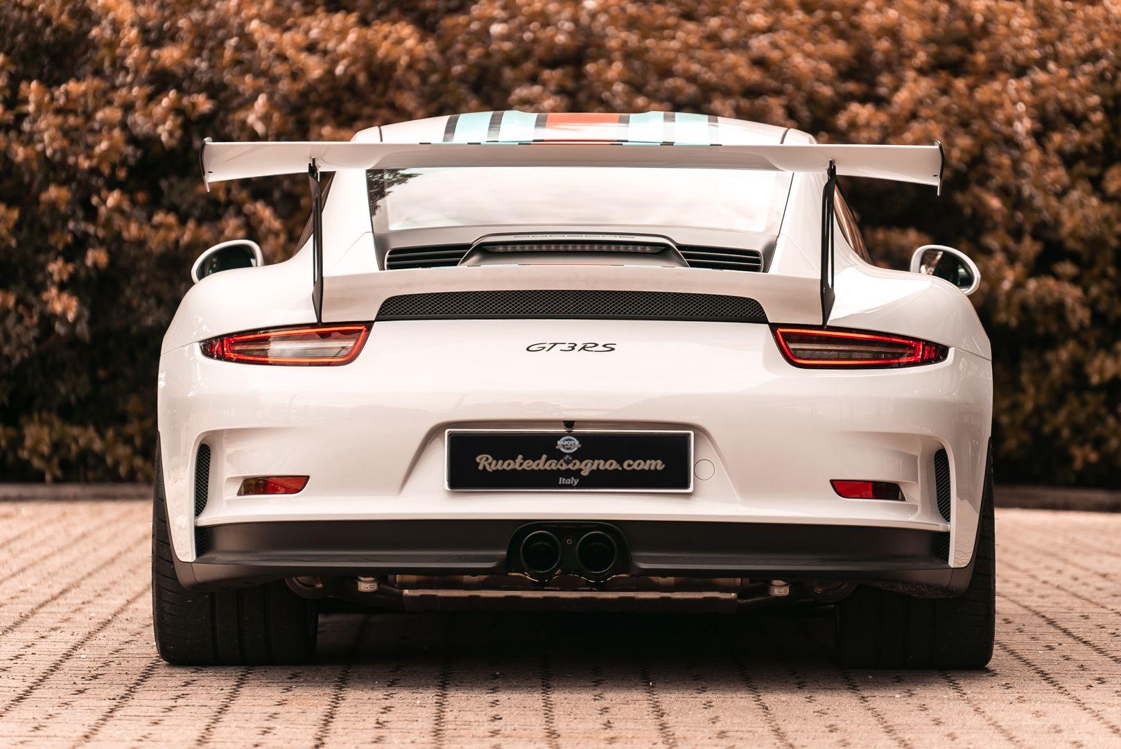2016 Porsche 911 GT3 RS 78425