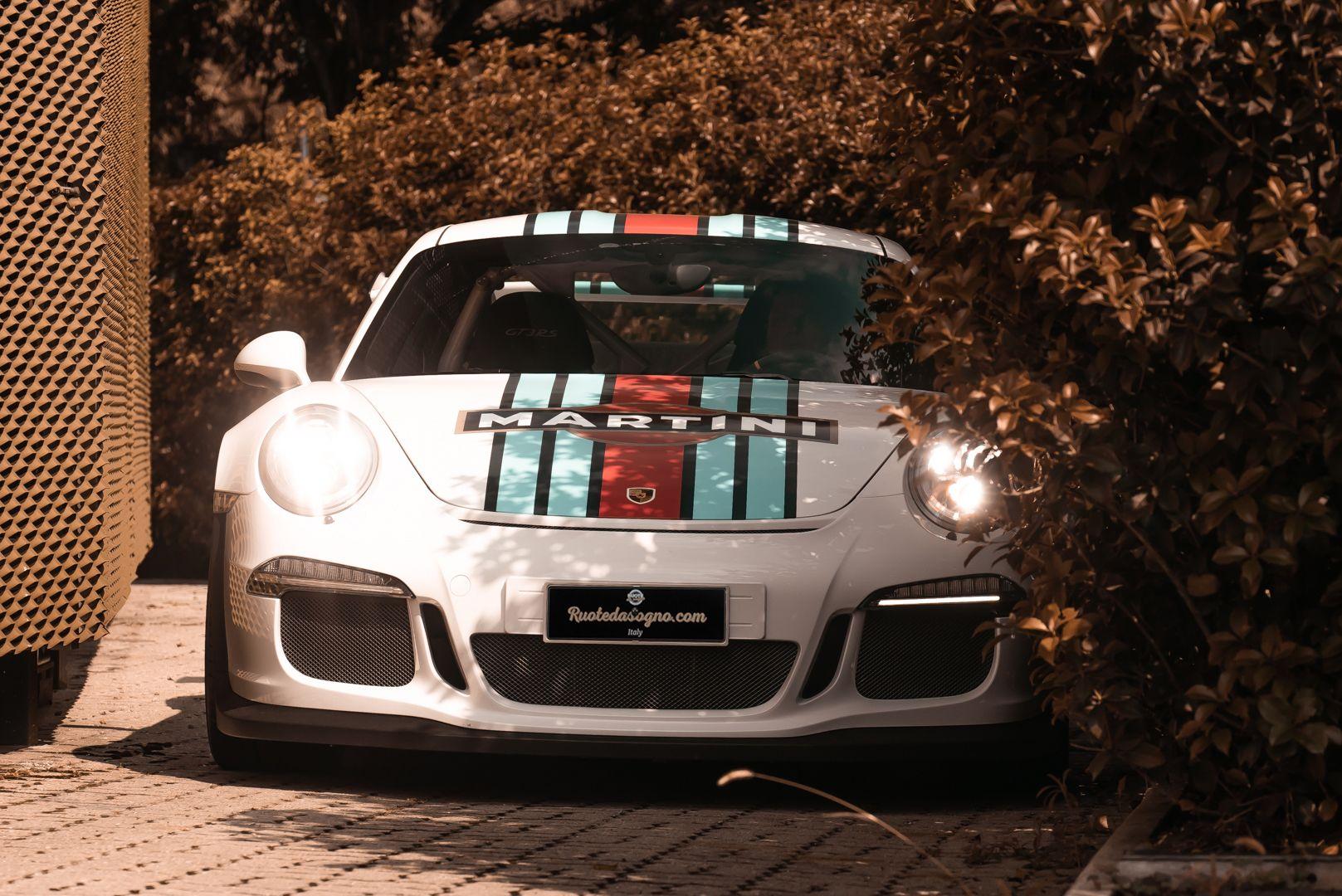 2016 Porsche 911 GT3 RS 78430
