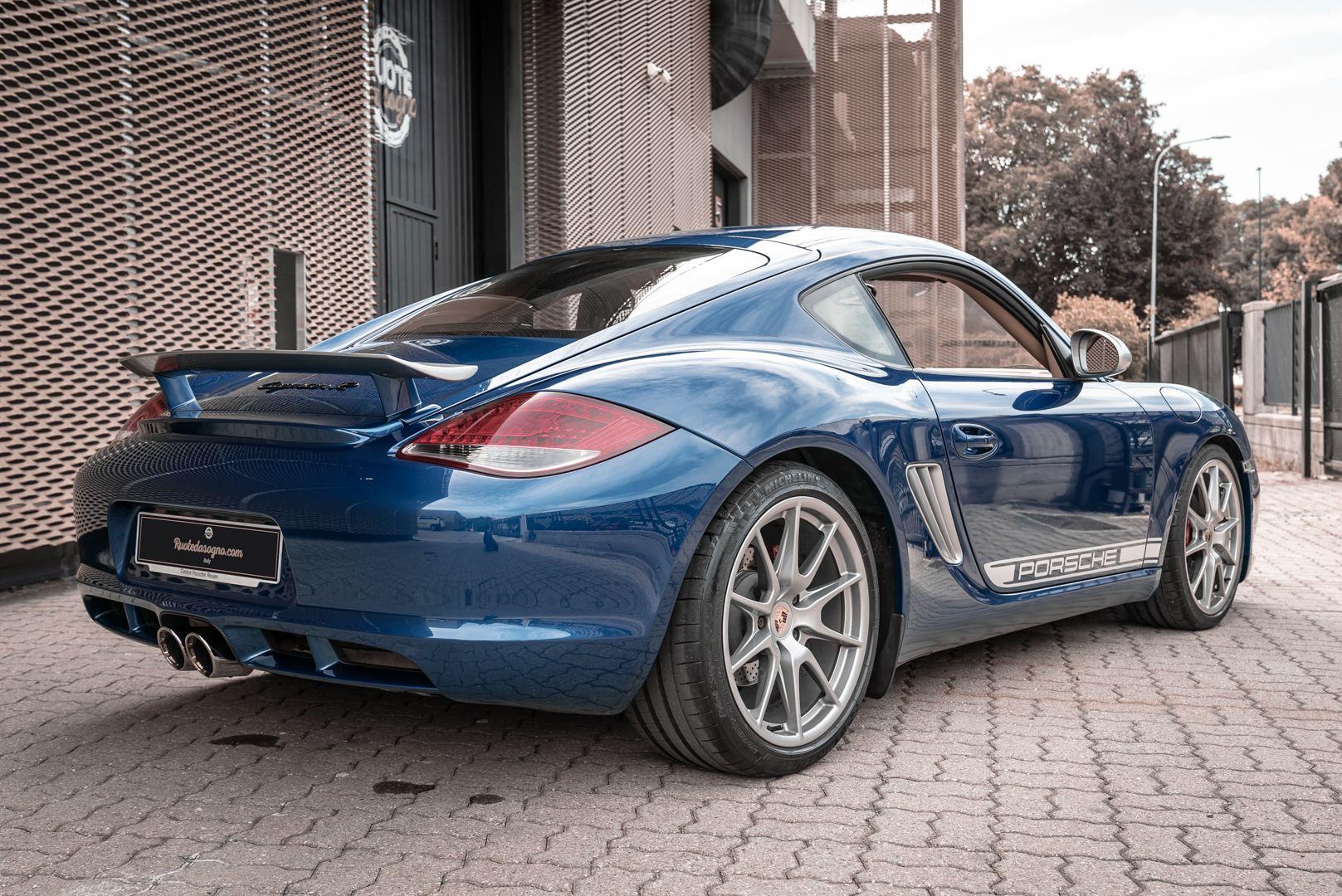 2012 Porsche Cayman R 77936