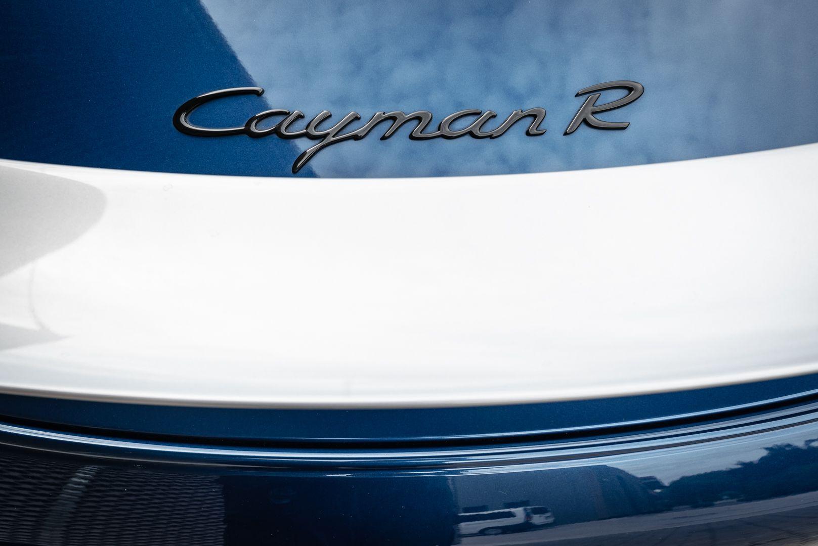 2012 Porsche Cayman R 77948