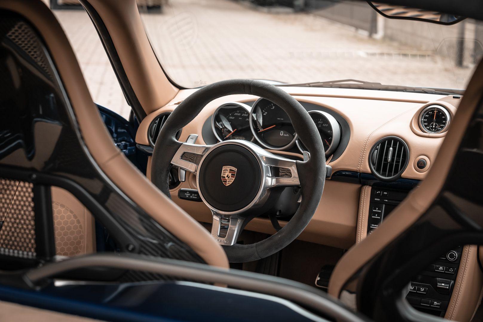2012 Porsche Cayman R 77965
