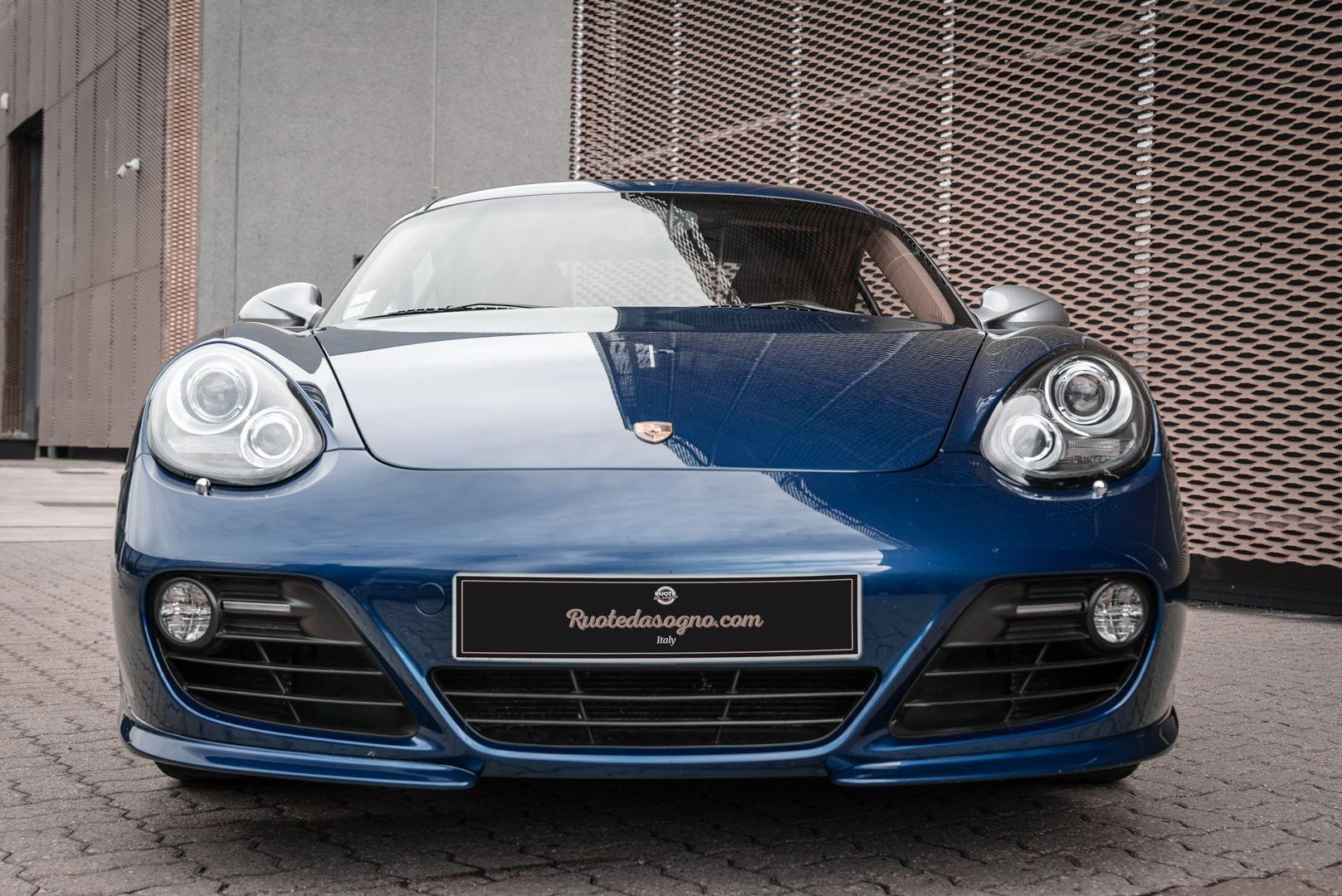 2012 Porsche Cayman R 77933