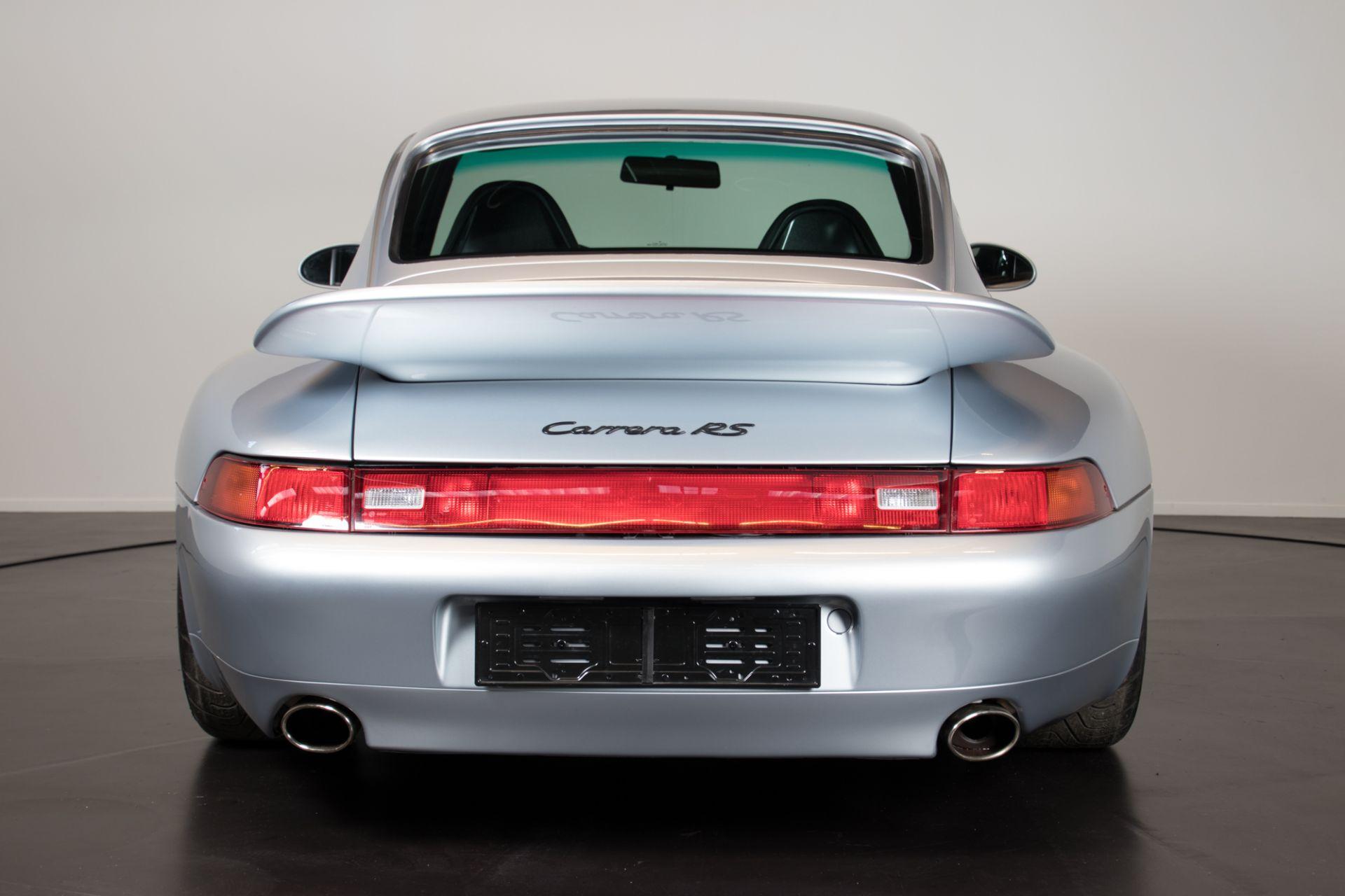1995 Porsche 993 Carrera RS 4856
