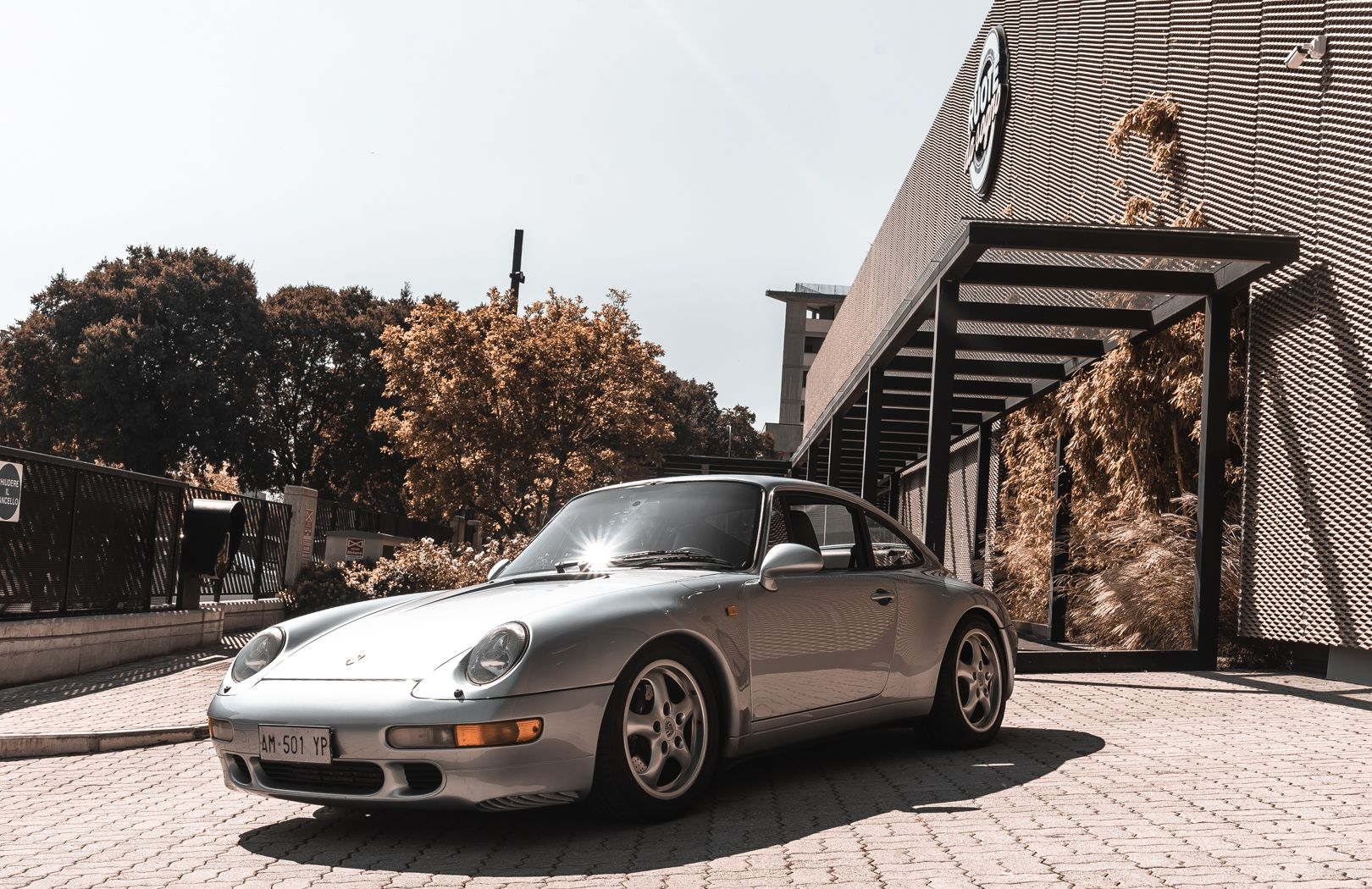 1994 Porsche 993 Carrera 3.6 83715