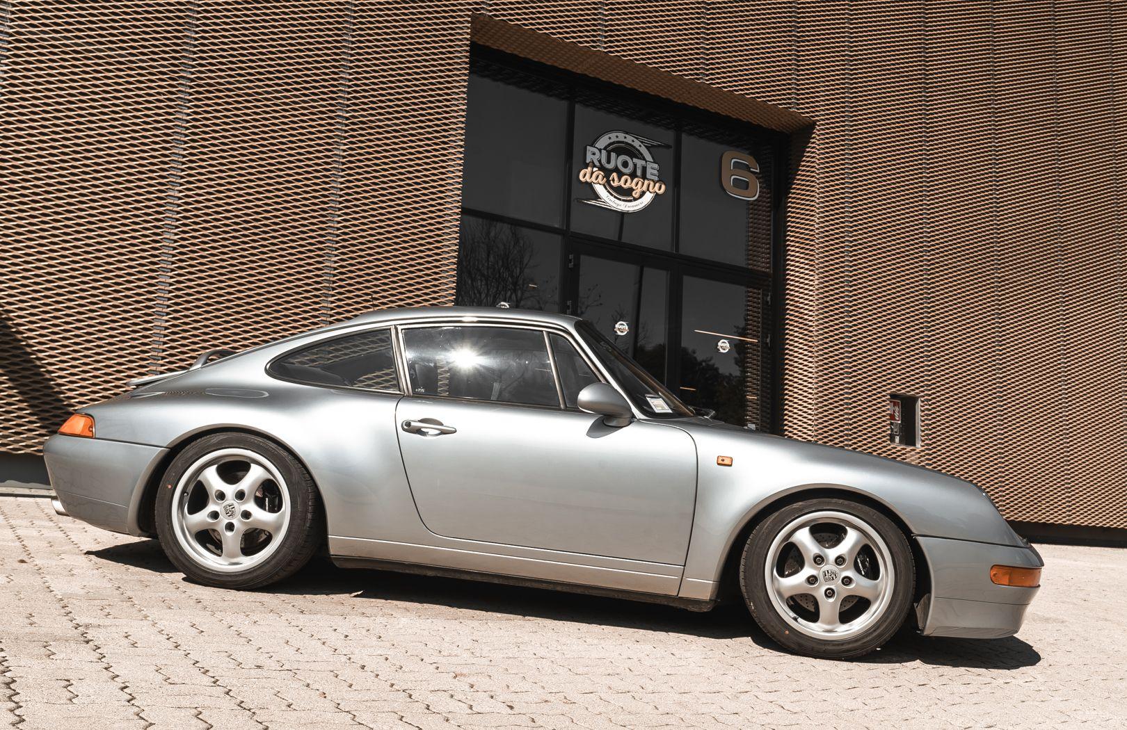 1994 Porsche 993 Carrera 3.6 83716