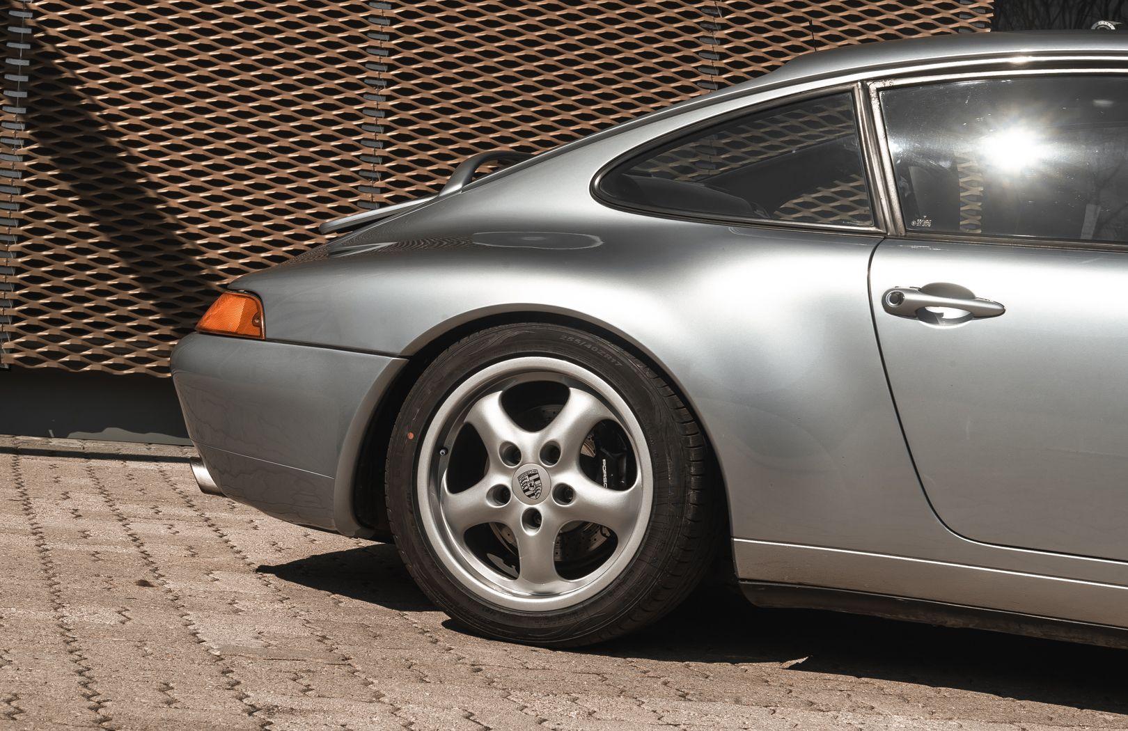 1994 Porsche 993 Carrera 3.6 83732