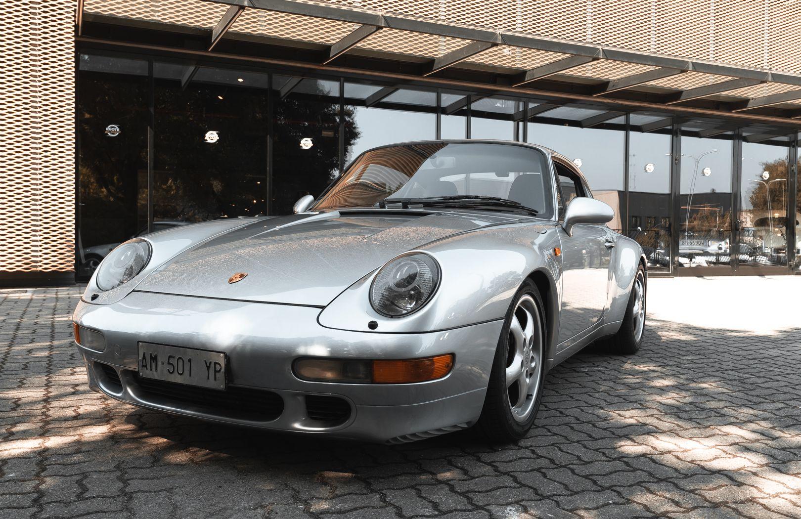 1994 Porsche 993 Carrera 3.6 83727