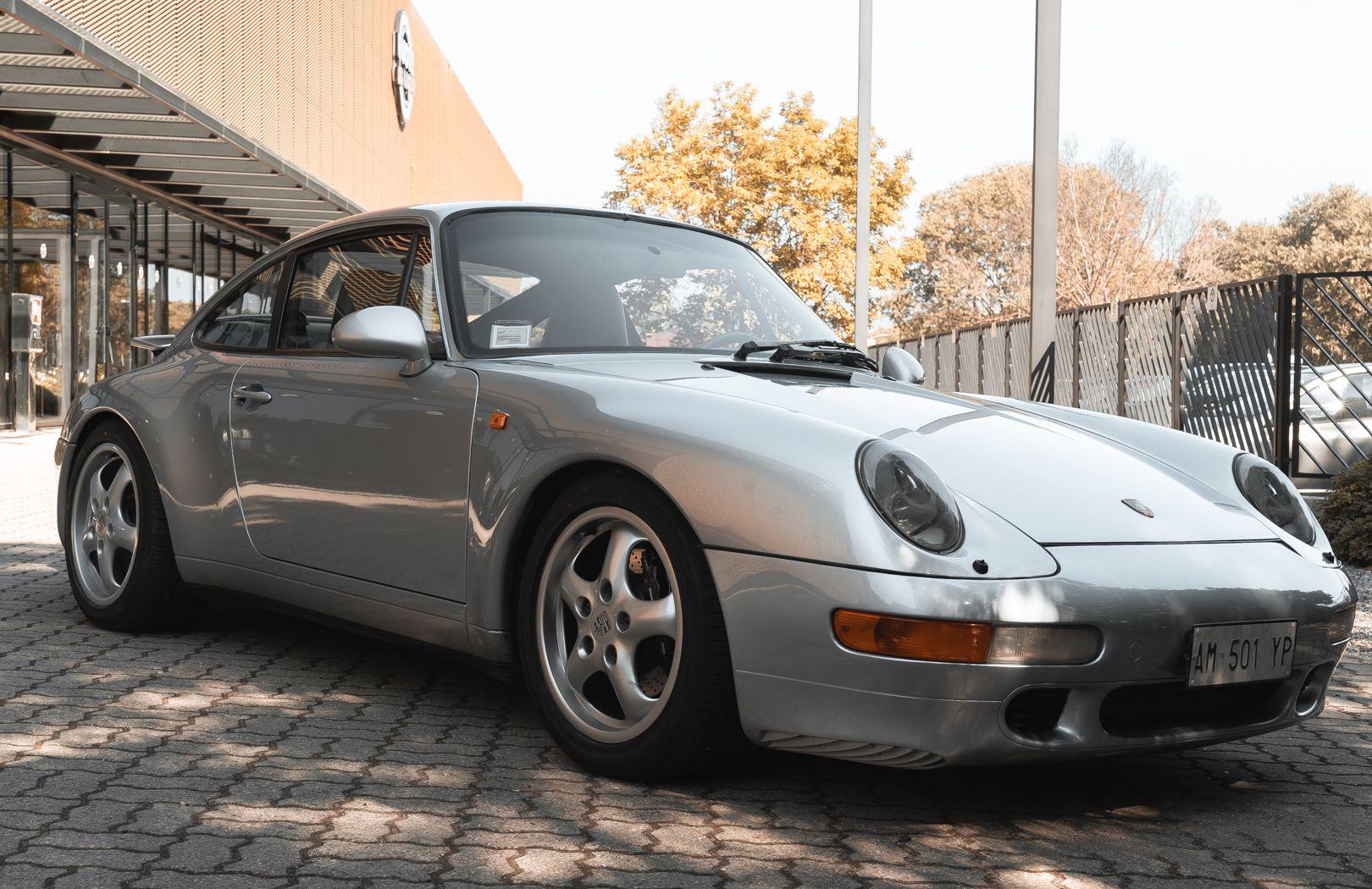 1994 Porsche 993 Carrera 3.6 83724
