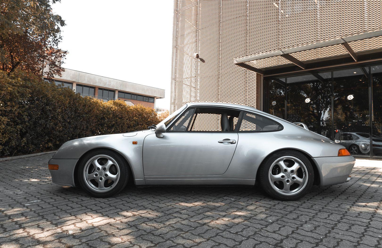 1994 Porsche 993 Carrera 3.6 83726