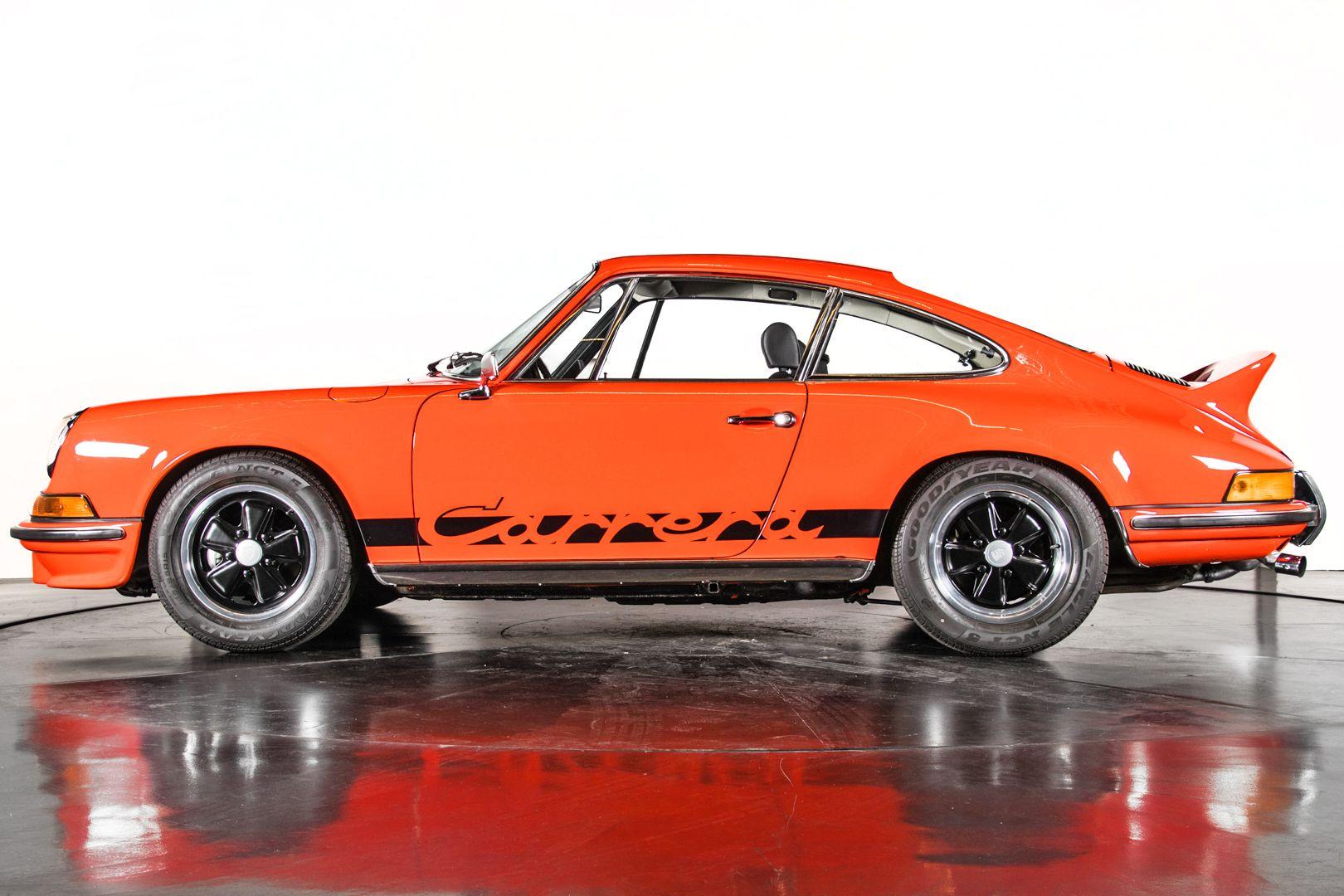 1973 Porsche 911 Carrera 2.7 RS 44393