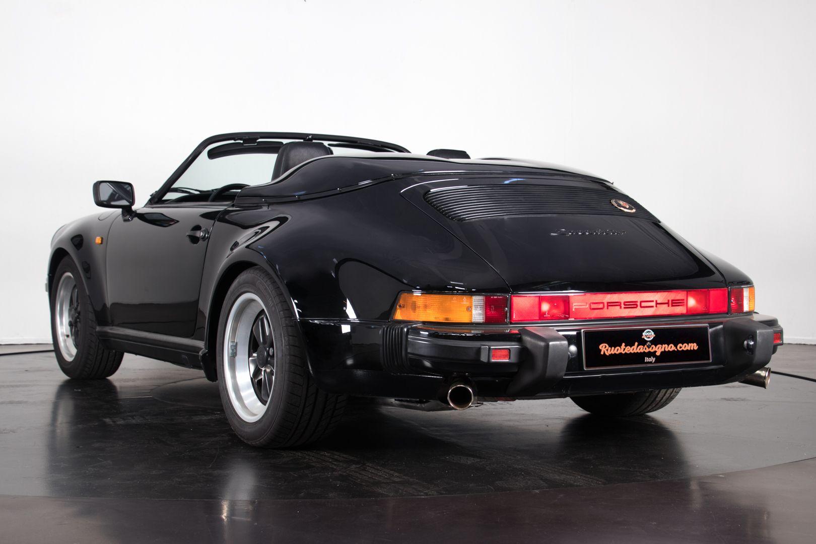 1989 Porsche Speedster 911 20773