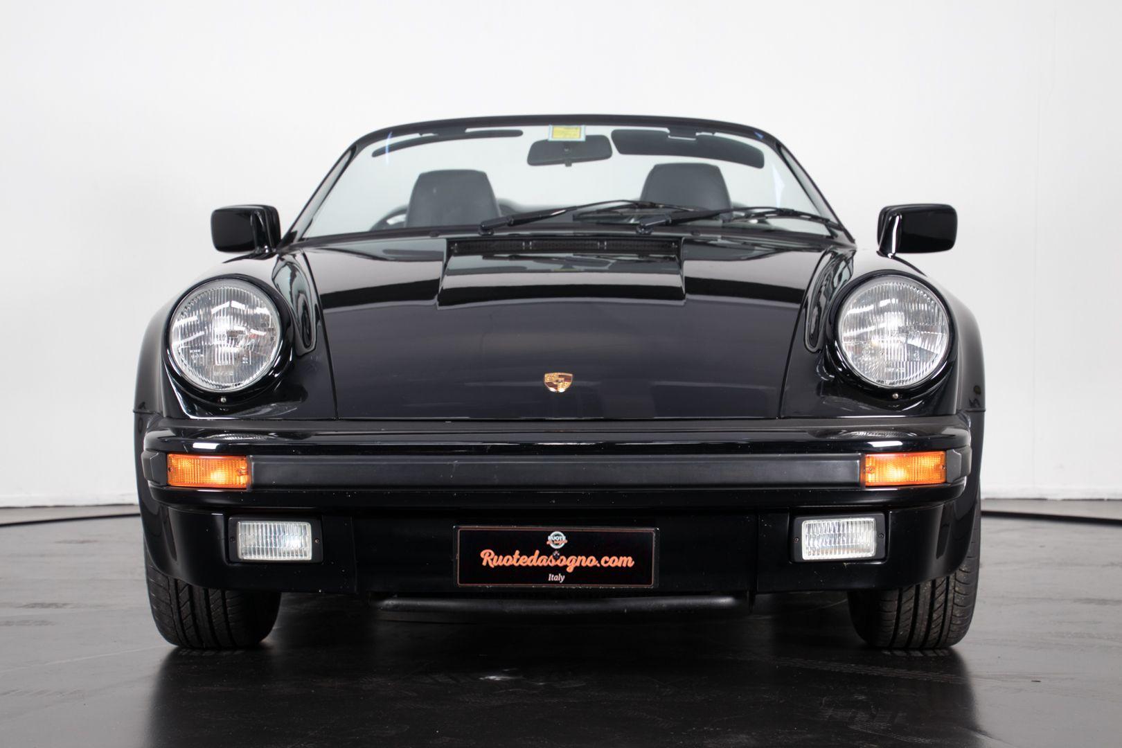 1989 Porsche Speedster 911 20776