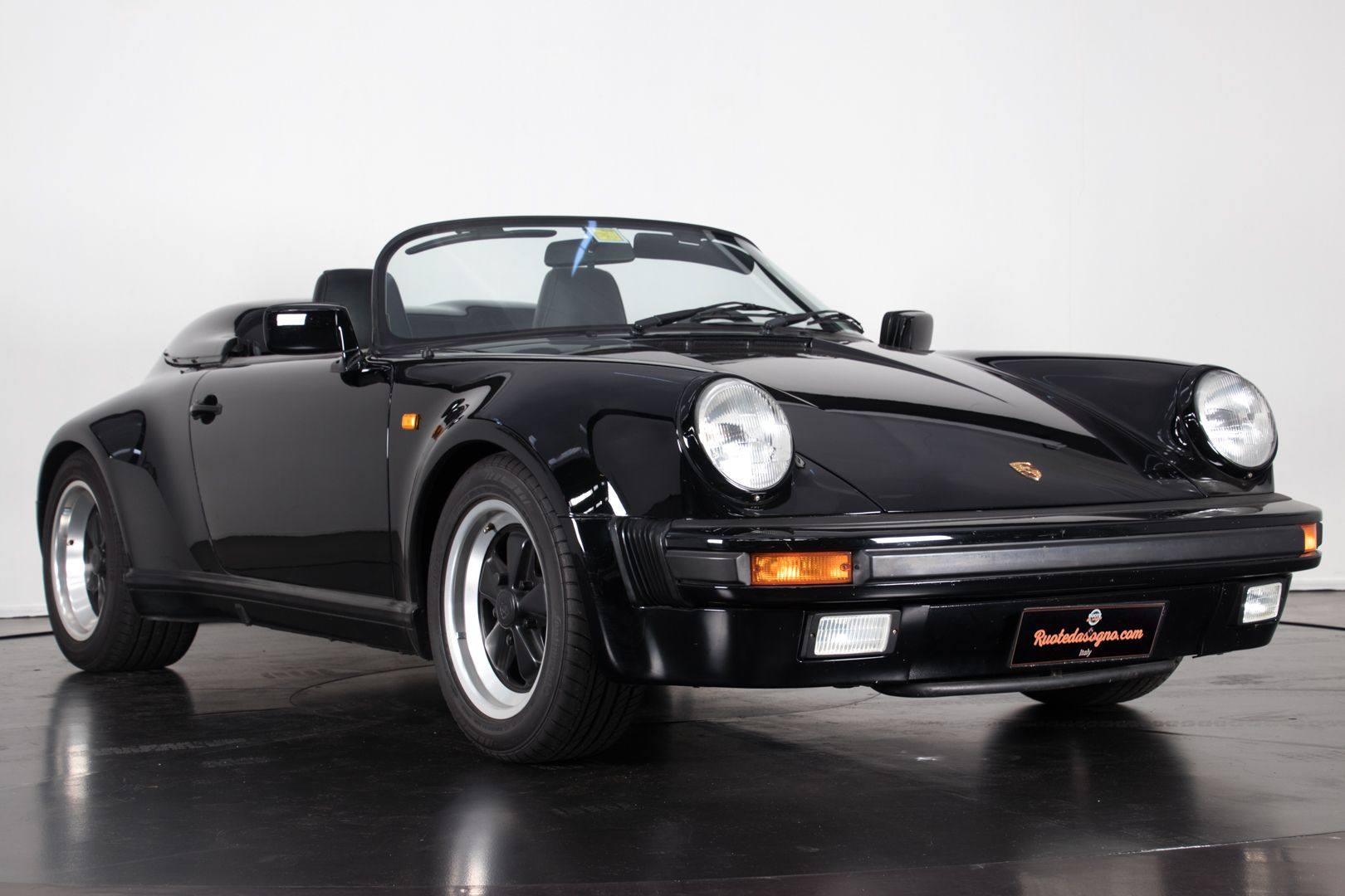 1989 Porsche Speedster 911 20777
