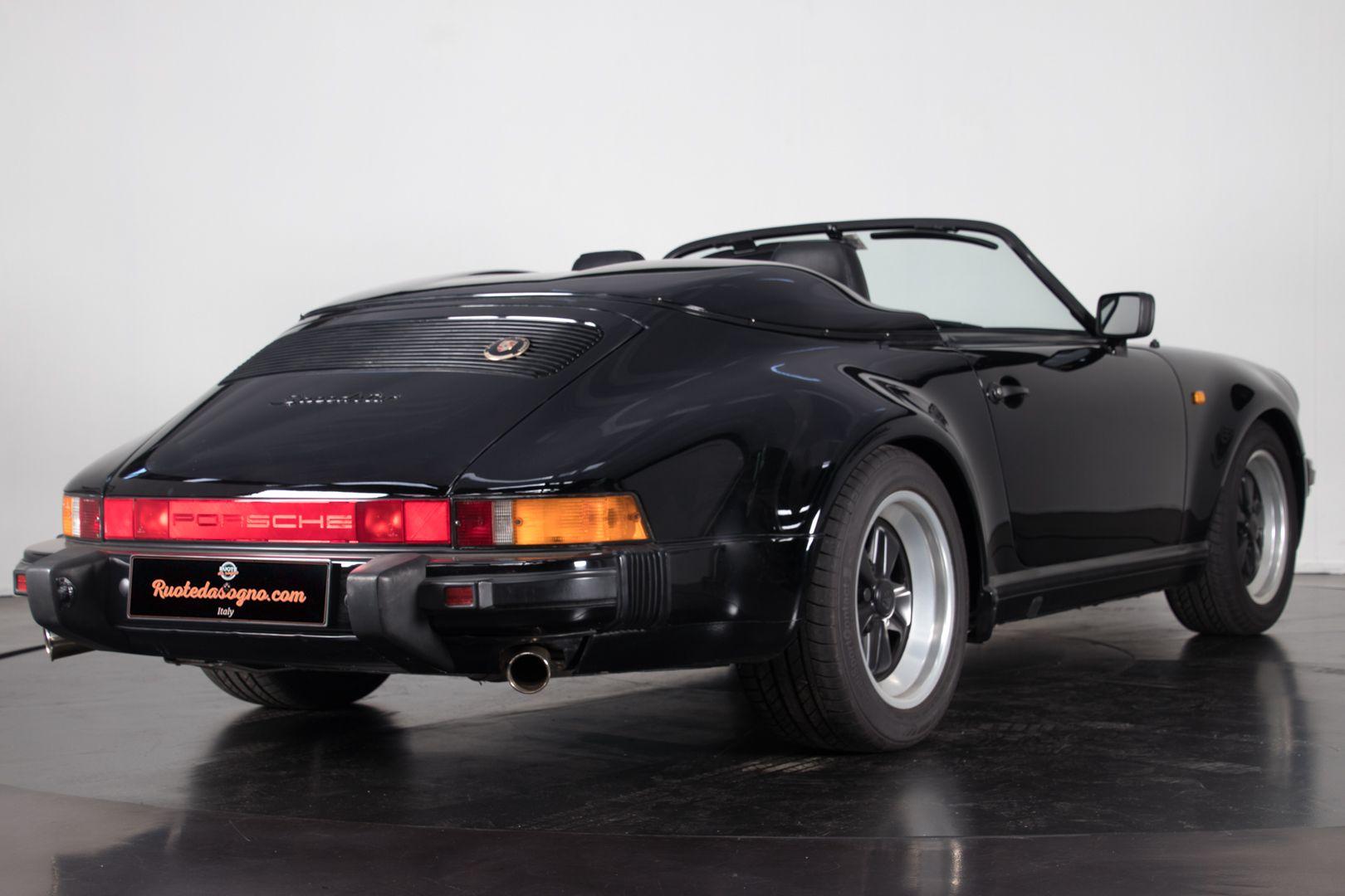 1989 Porsche Speedster 911 20779