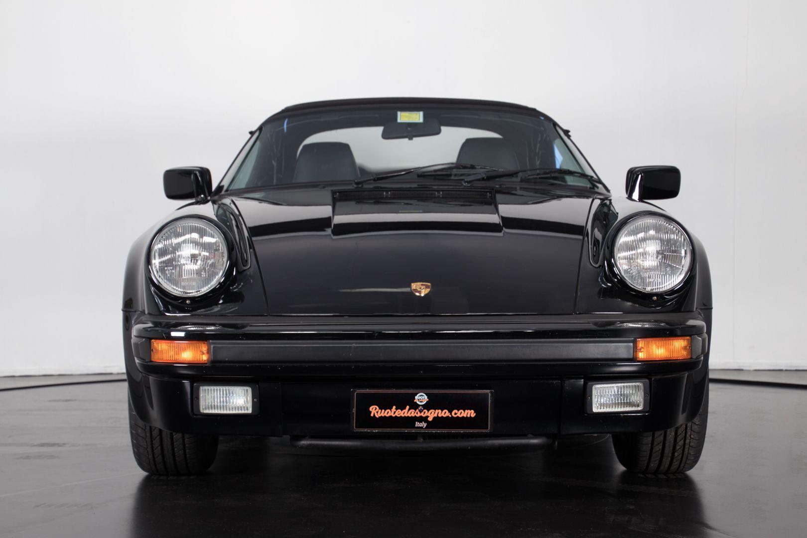 1989 Porsche Speedster 911 20753