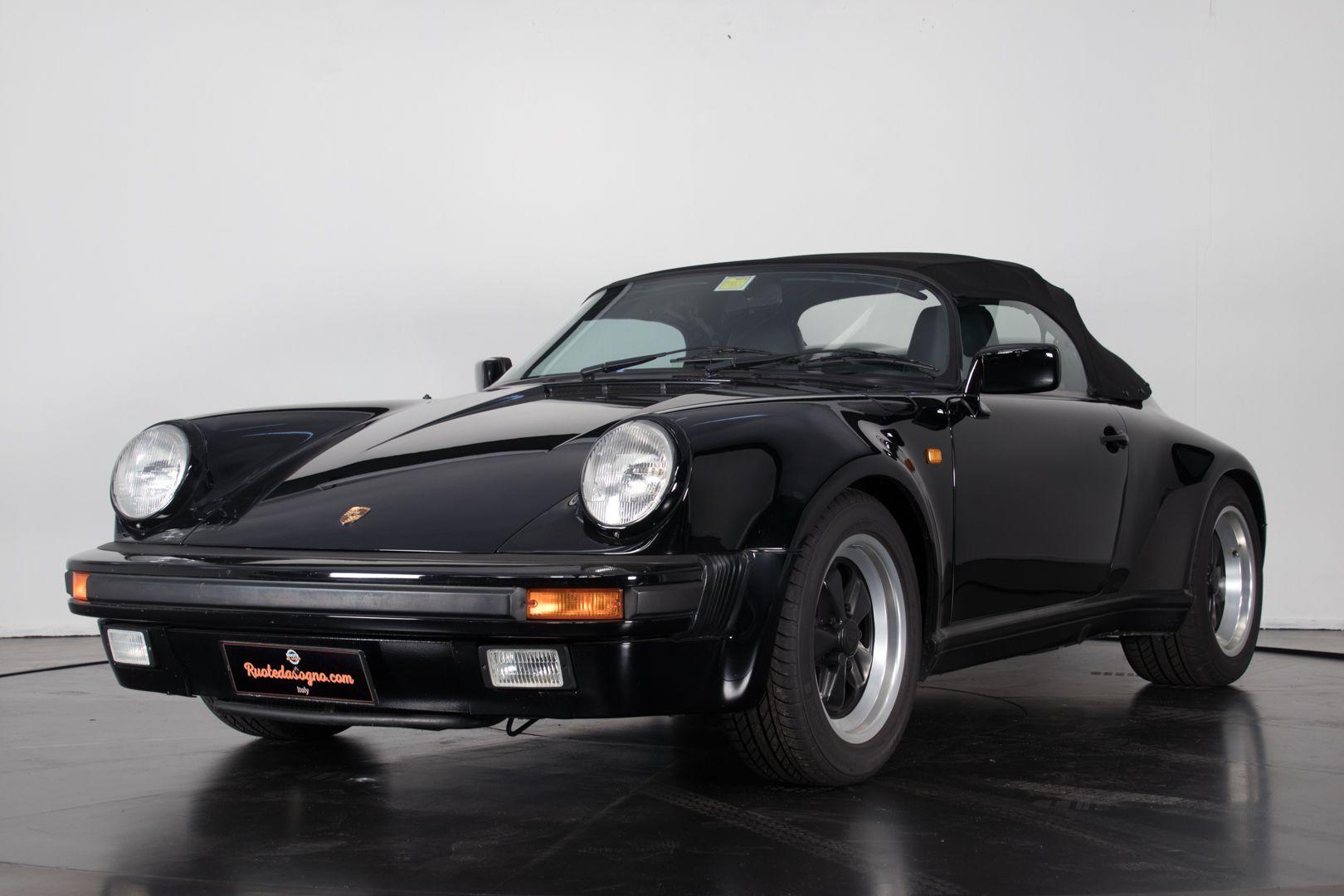 1989 Porsche Speedster 911 20755