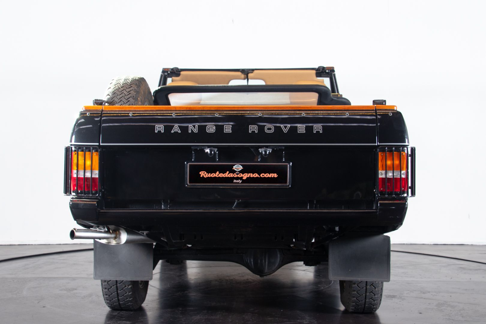 "1979 Range Rover II° serie Cabriolet ""Pavesi""  22906"