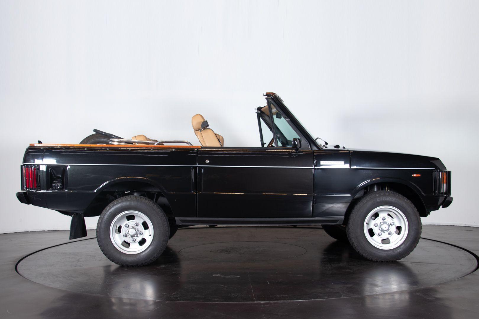 "1979 Range Rover II° serie Cabriolet ""Pavesi""  22908"