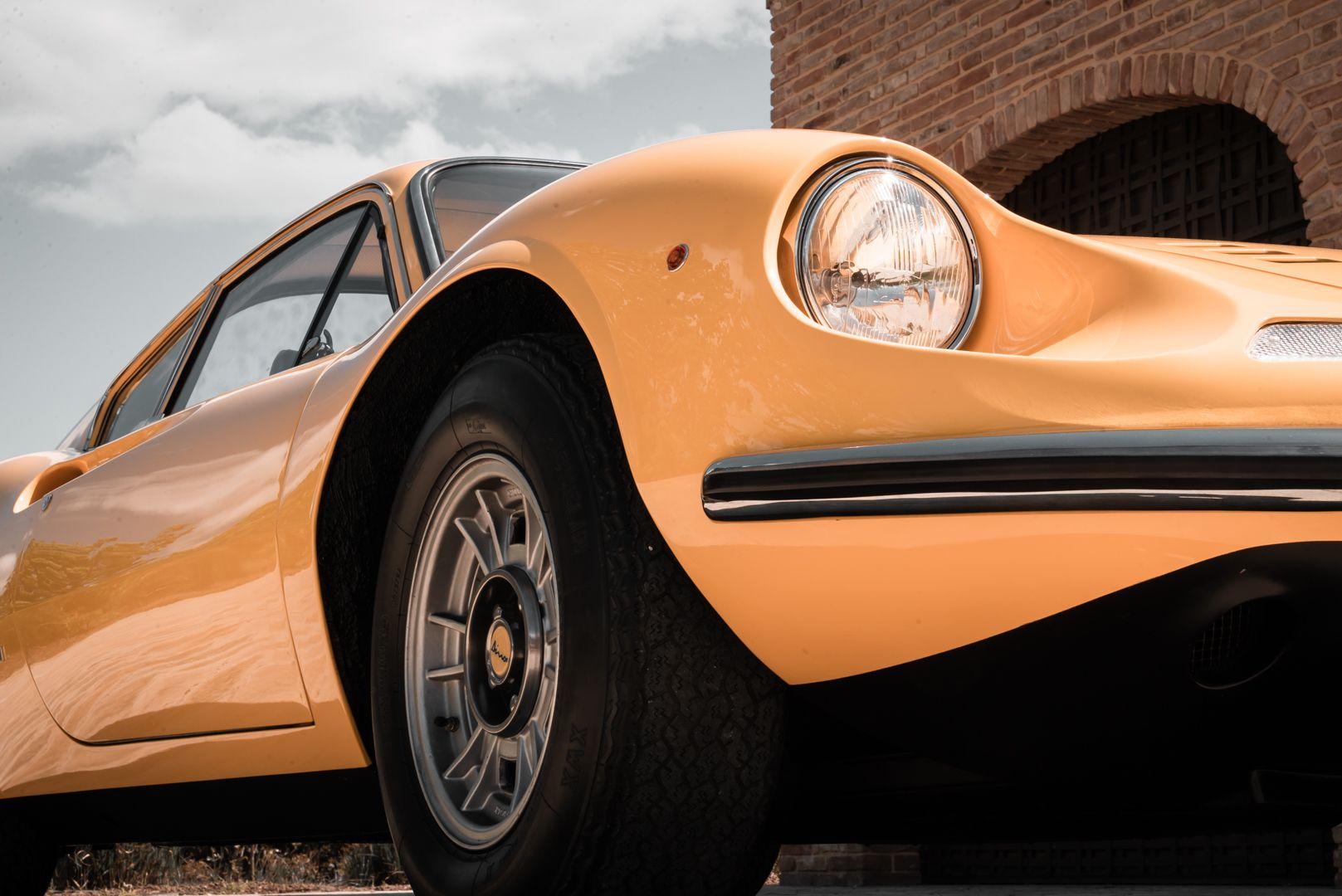 1972 Ferrari Dino 246 GT 70539