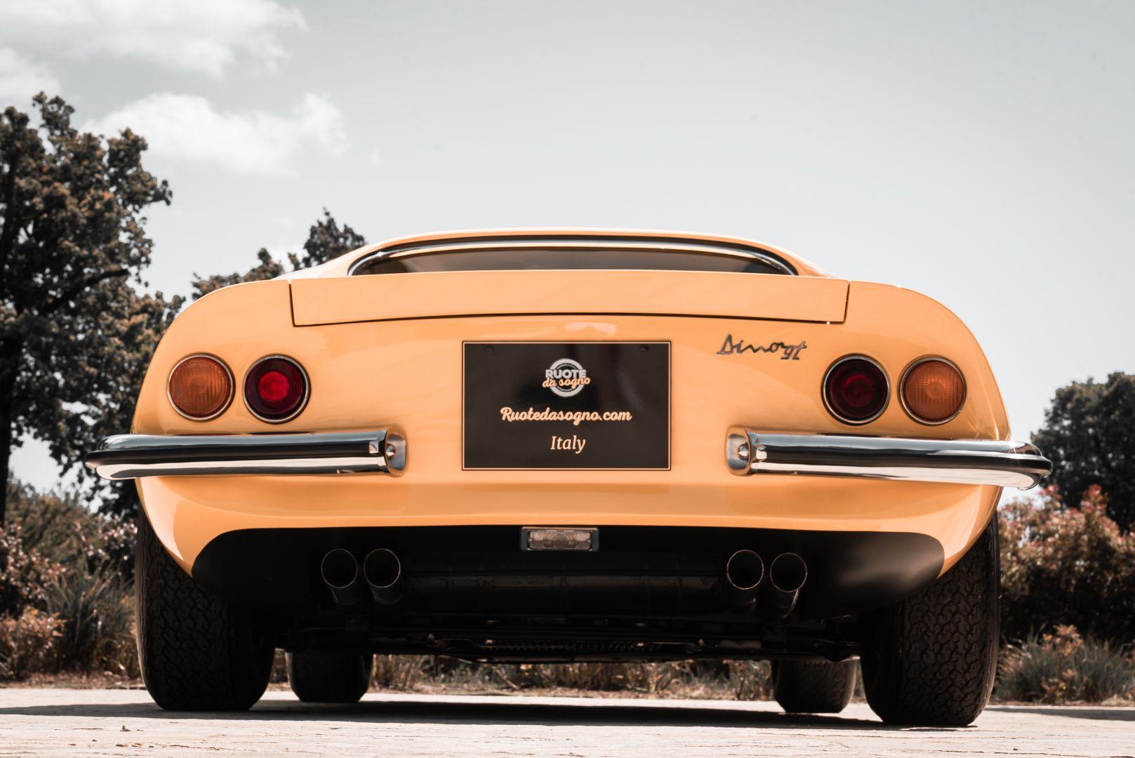 1972 Ferrari Dino 246 GT 70545