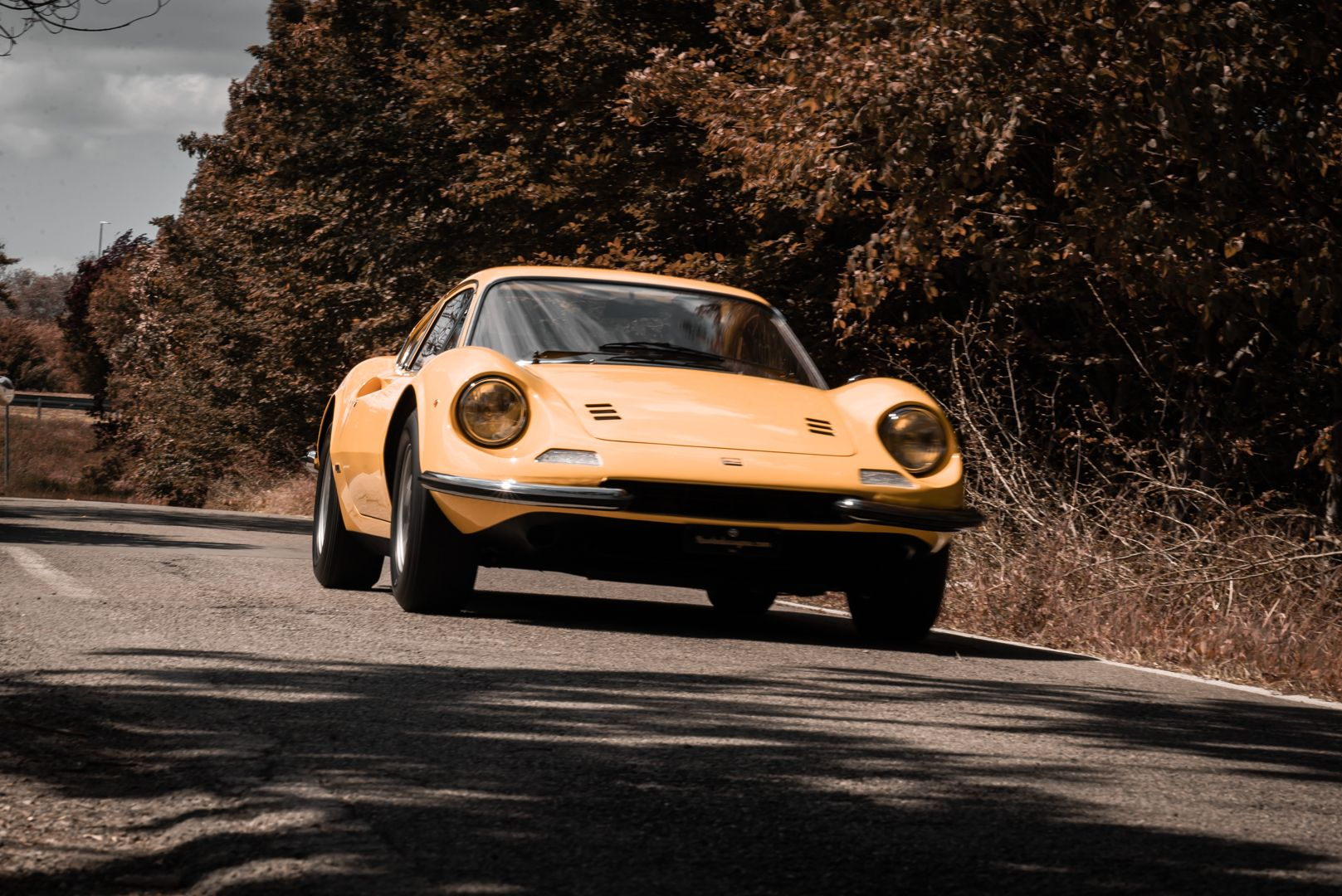 1972 Ferrari Dino 246 GT 70549