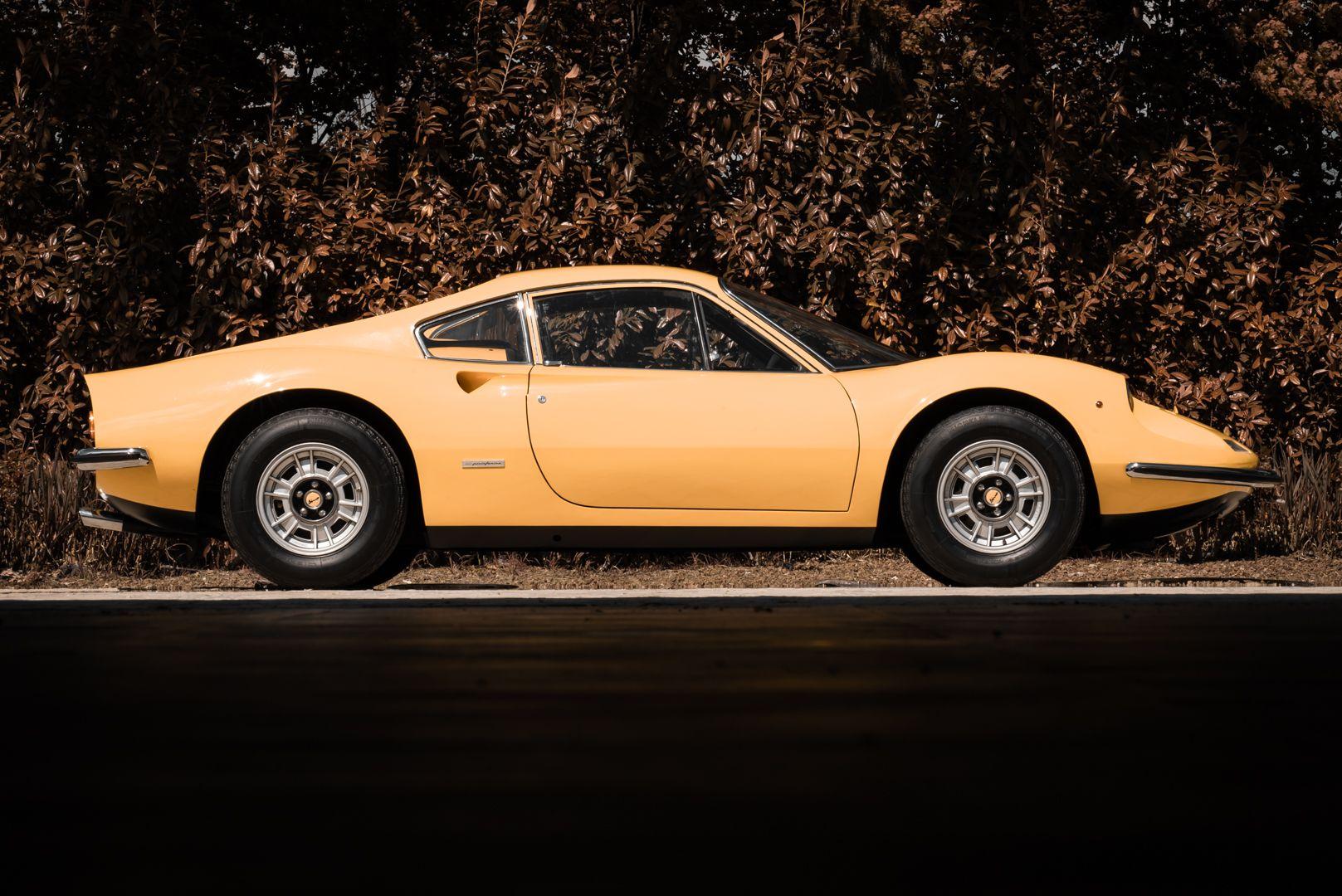 1972 Ferrari Dino 246 GT 70551