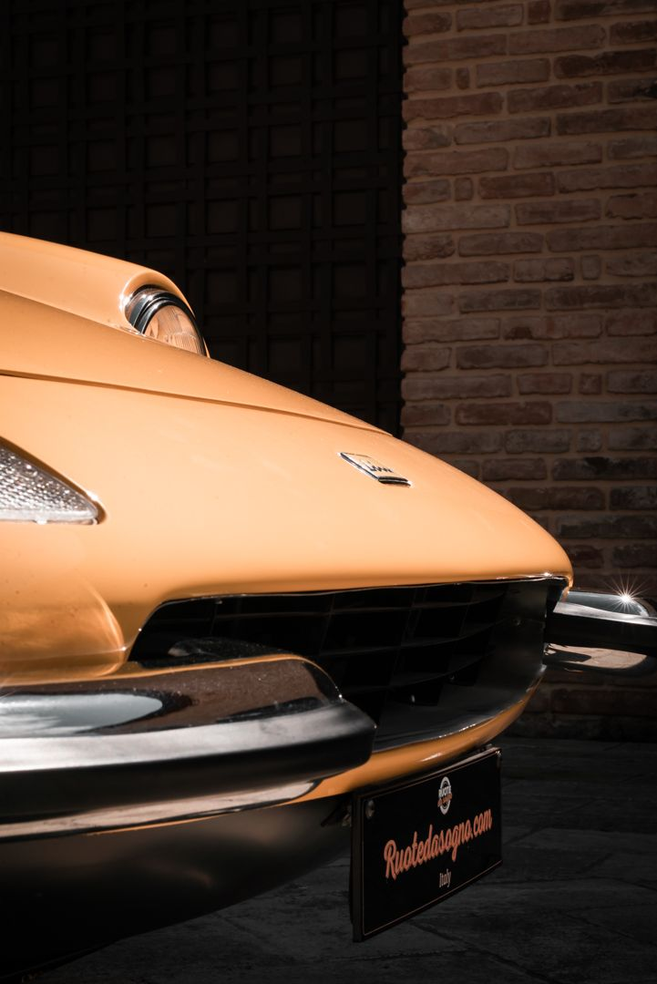 1972 Ferrari Dino 246 GT 70557