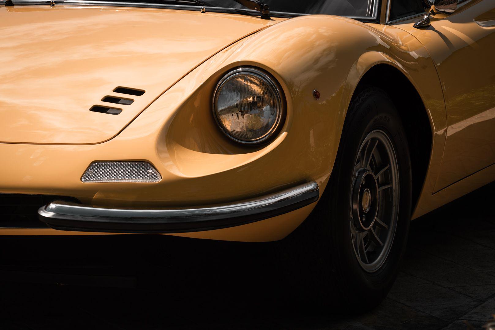 1972 Ferrari Dino 246 GT 70561