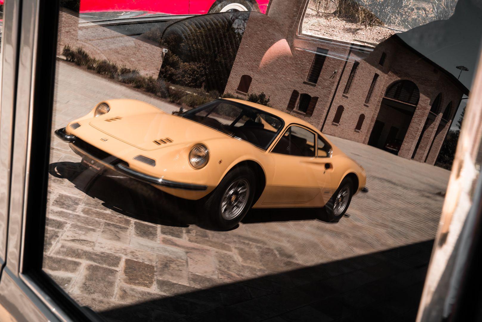 1972 Ferrari Dino 246 GT 70560